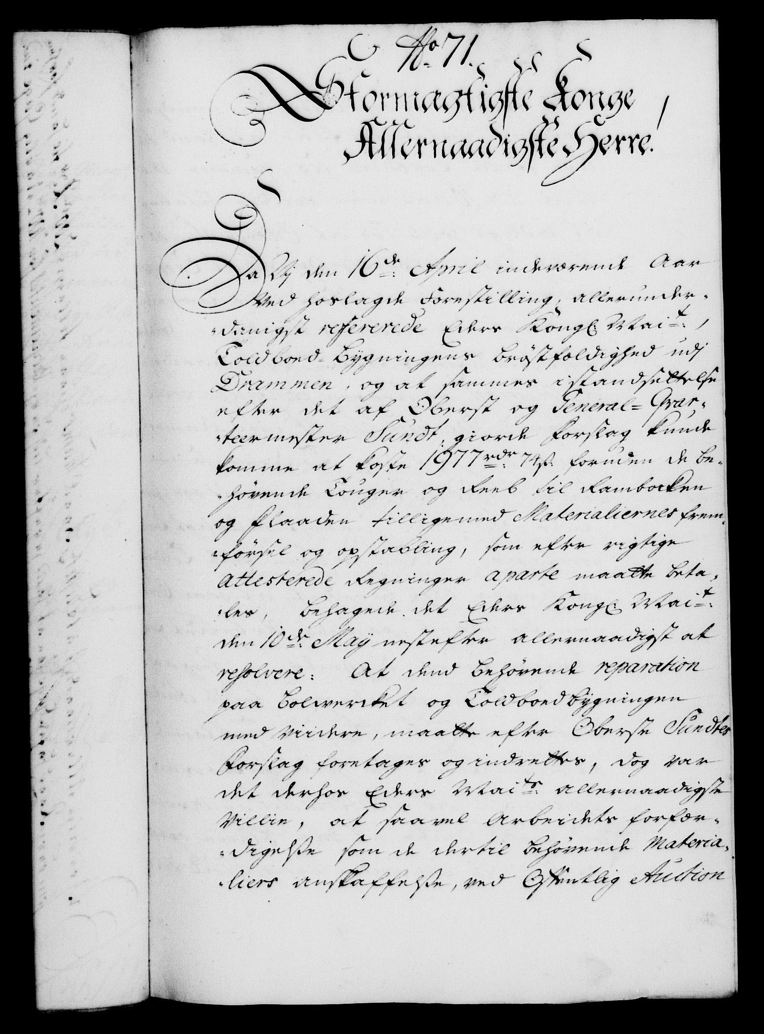 RA, Rentekammeret, Kammerkanselliet, G/Gf/Gfa/L0020: Norsk relasjons- og resolusjonsprotokoll (merket RK 52.20), 1737, s. 559