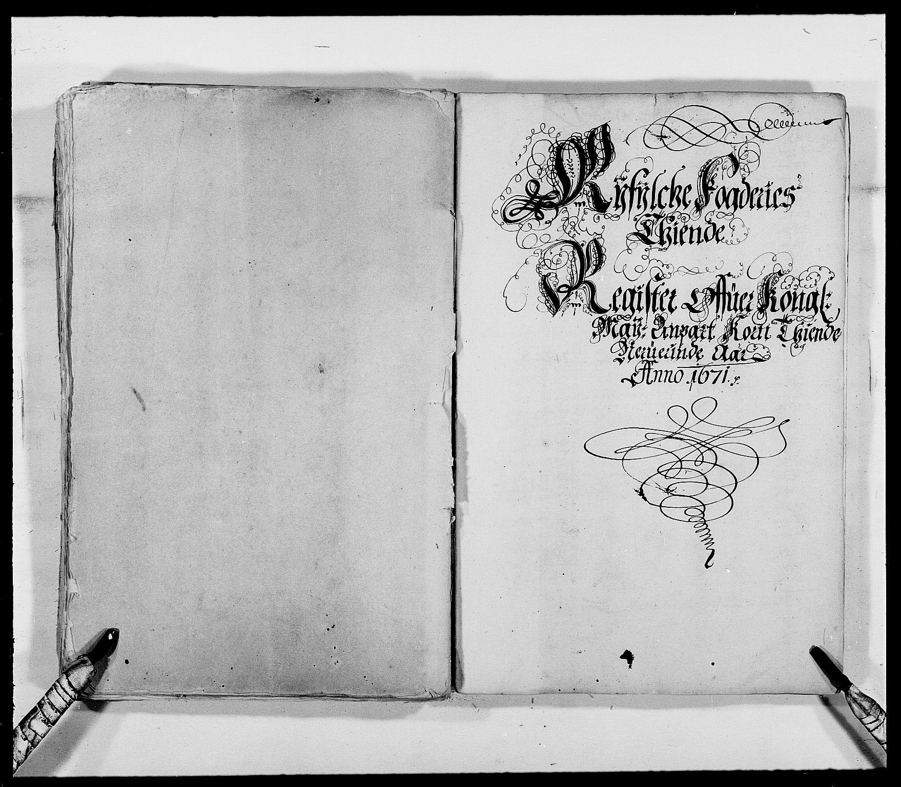 RA, Rentekammeret inntil 1814, Reviderte regnskaper, Fogderegnskap, R47/L2843: Fogderegnskap Ryfylke, 1670-1671, s. 308