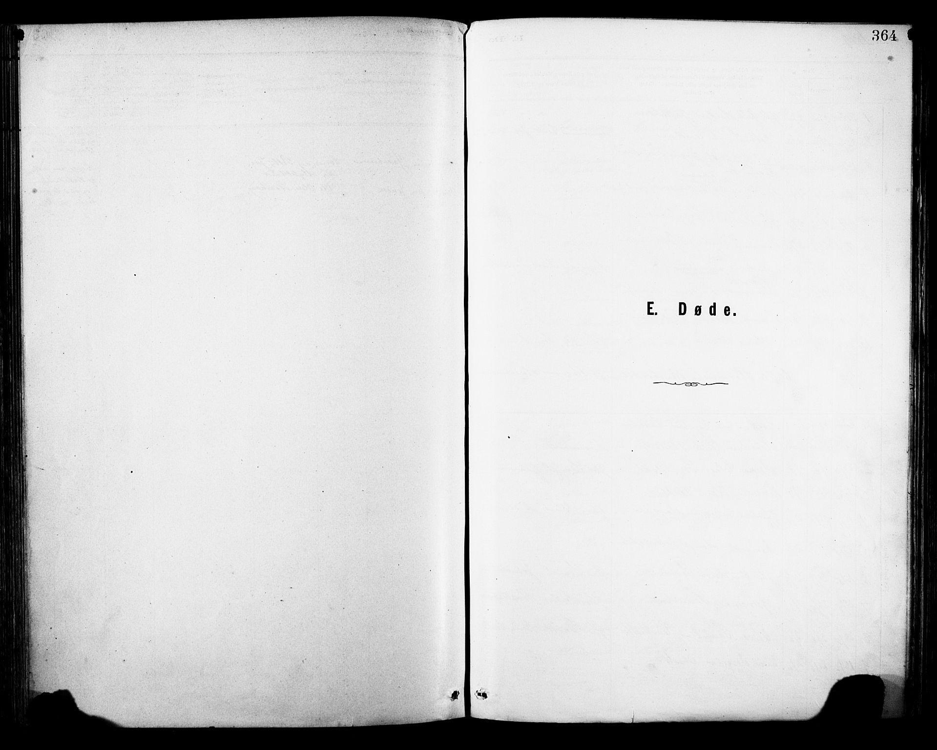 SAB, Eid Sokneprestembete, H/Haa: Ministerialbok nr. B 1, 1879-1906, s. 364