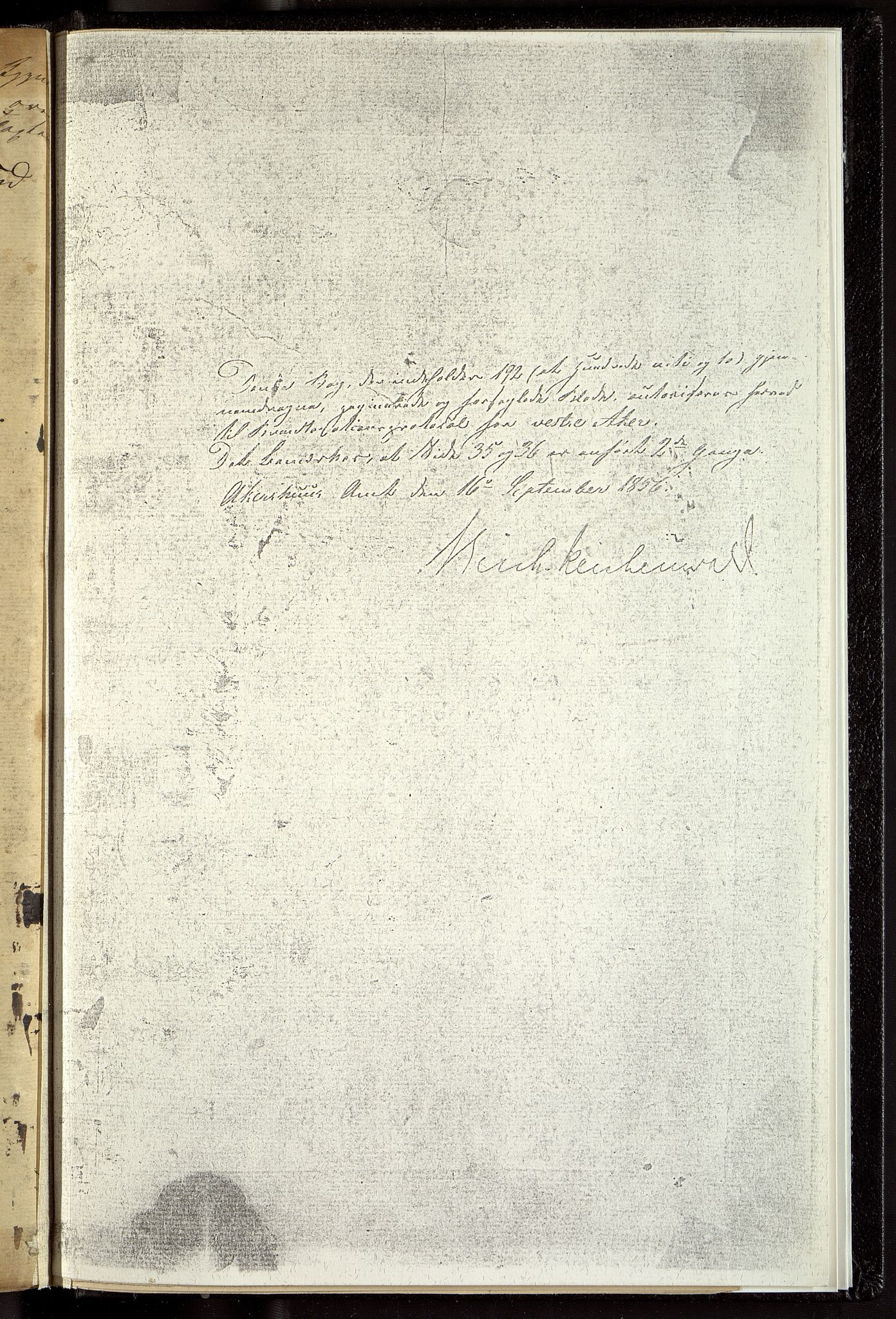 OBA, Lensmennene i Aker, F/Fa/L0001: Branntakstprotokoll, 1856-1867, s. 383
