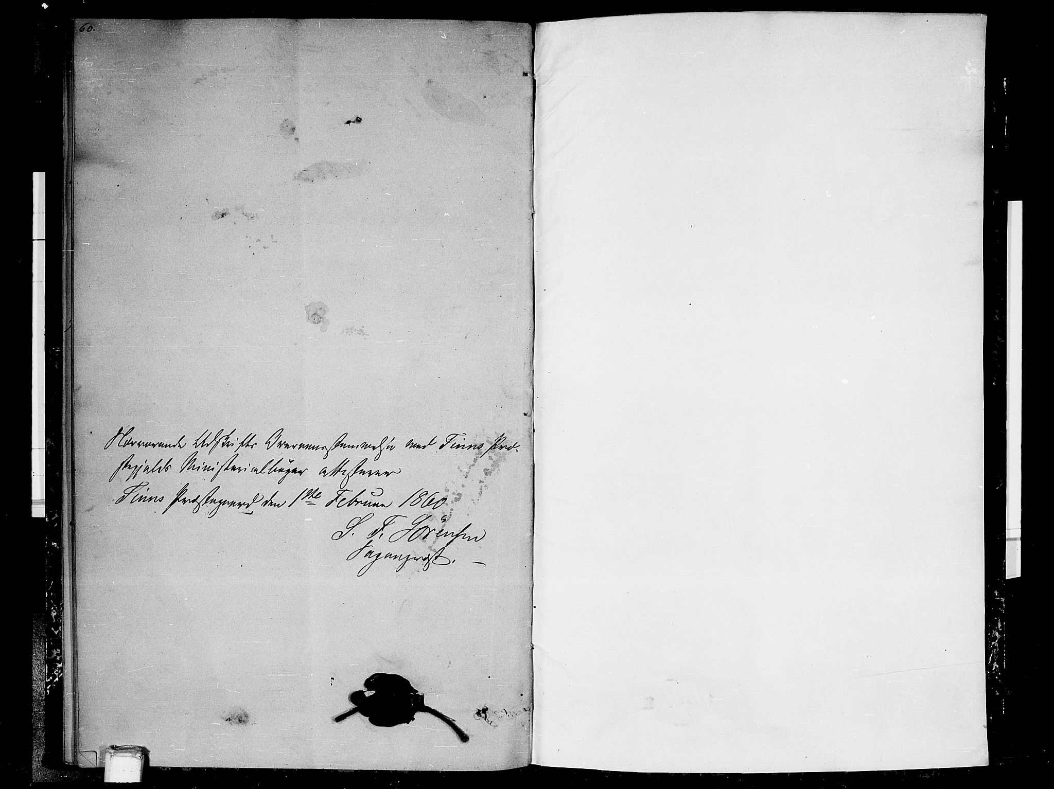 SAKO, Gransherad kirkebøker, F/Fb/L0001: Ministerialbok nr. II 1, 1800-1814, s. 60-61