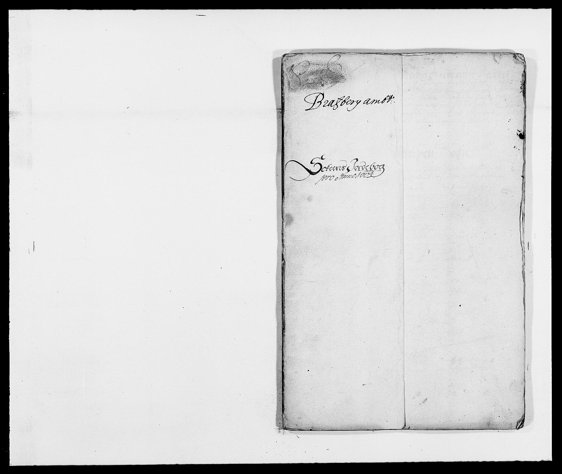 RA, Rentekammeret inntil 1814, Reviderte regnskaper, Fogderegnskap, R34/L2038: Fogderegnskap Bamble, 1662-1669, s. 147