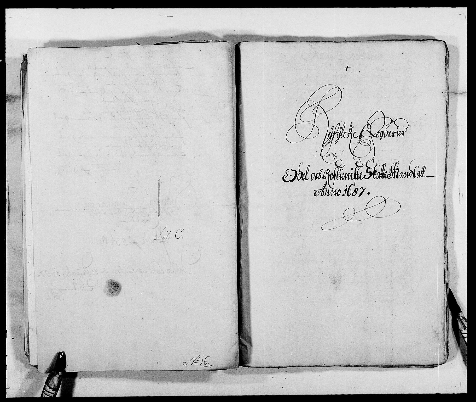 RA, Rentekammeret inntil 1814, Reviderte regnskaper, Fogderegnskap, R47/L2855: Fogderegnskap Ryfylke, 1685-1688, s. 242