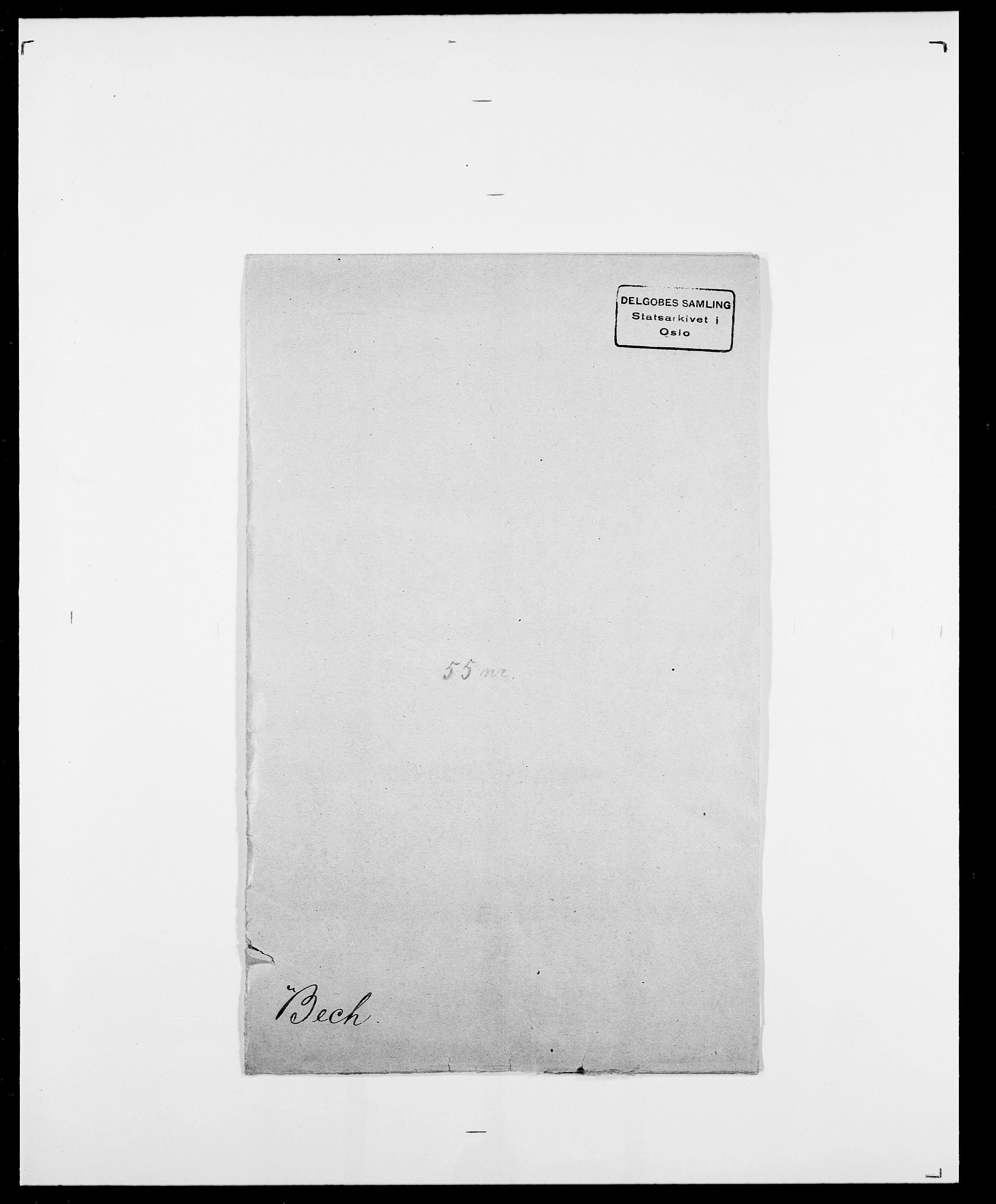 SAO, Delgobe, Charles Antoine - samling, D/Da/L0003: Barca - Bergen, s. 534