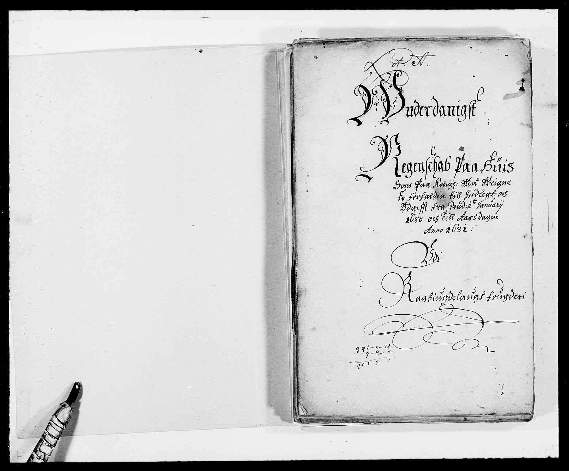 RA, Rentekammeret inntil 1814, Reviderte regnskaper, Fogderegnskap, R40/L2436: Fogderegnskap Råbyggelag, 1679-1680, s. 205