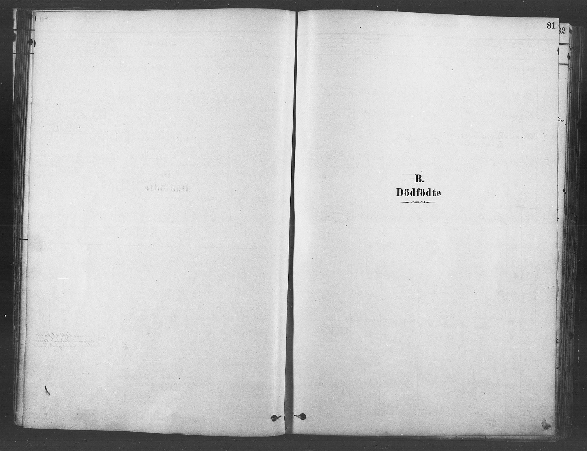SAO, Ullensaker prestekontor Kirkebøker, F/Fb/L0001: Ministerialbok nr. II 1, 1878-1893, s. 81