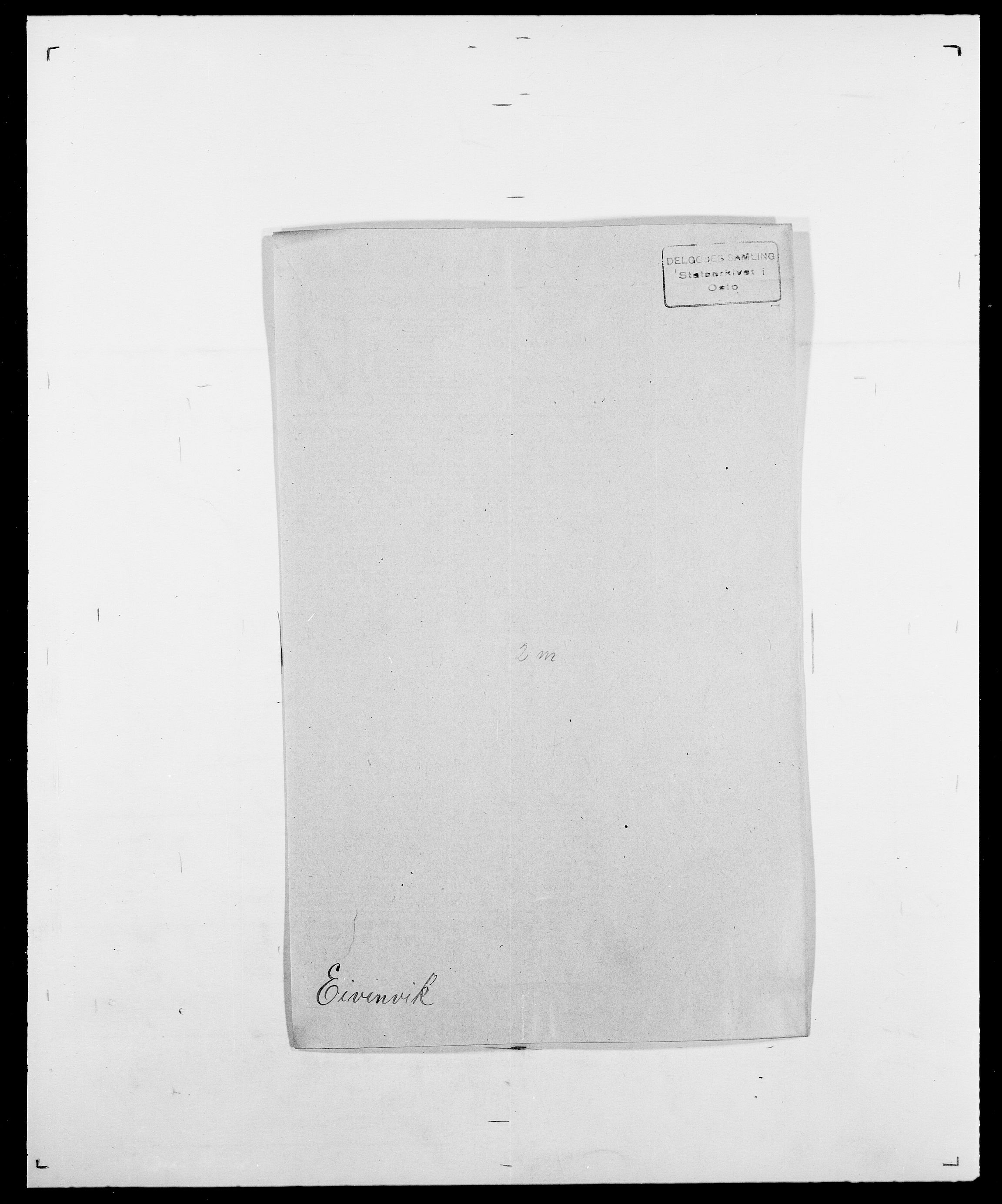 SAO, Delgobe, Charles Antoine - samling, D/Da/L0010: Dürendahl - Fagelund, s. 355