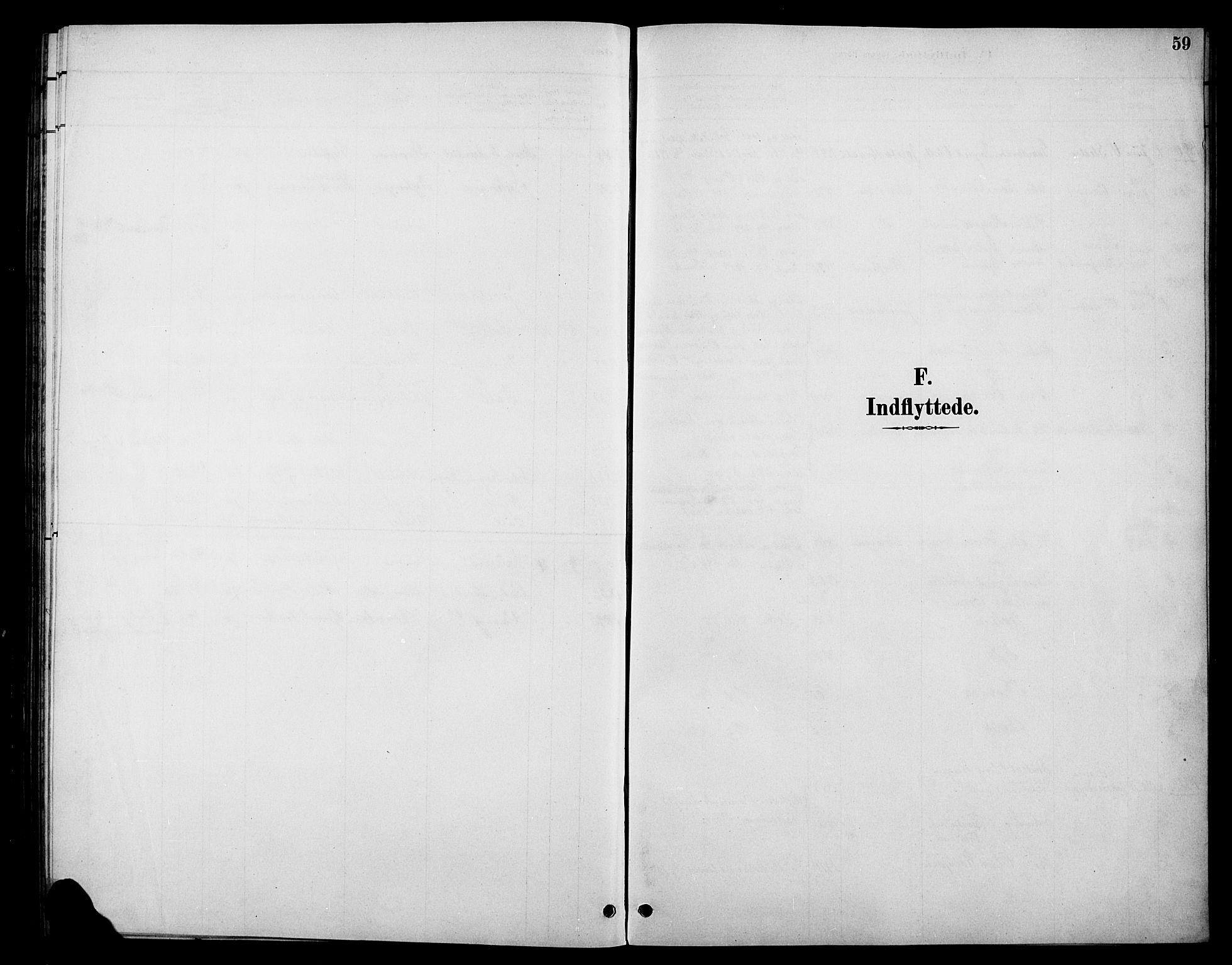 SAH, Øystre Slidre prestekontor, Klokkerbok nr. 6, 1887-1916, s. 59