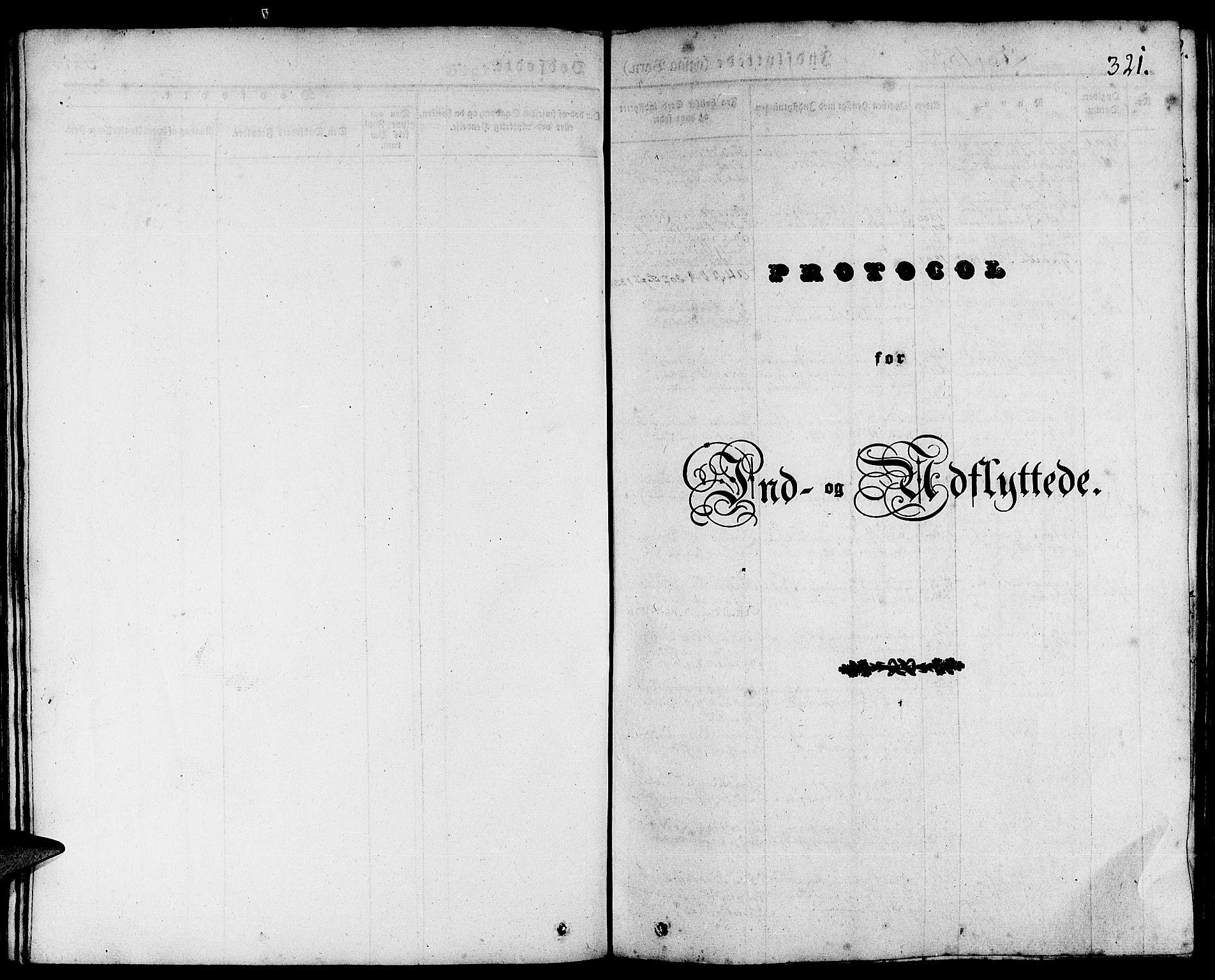SAB, Gulen Sokneprestembete, Ministerialbok nr. A 20, 1837-1847, s. 318