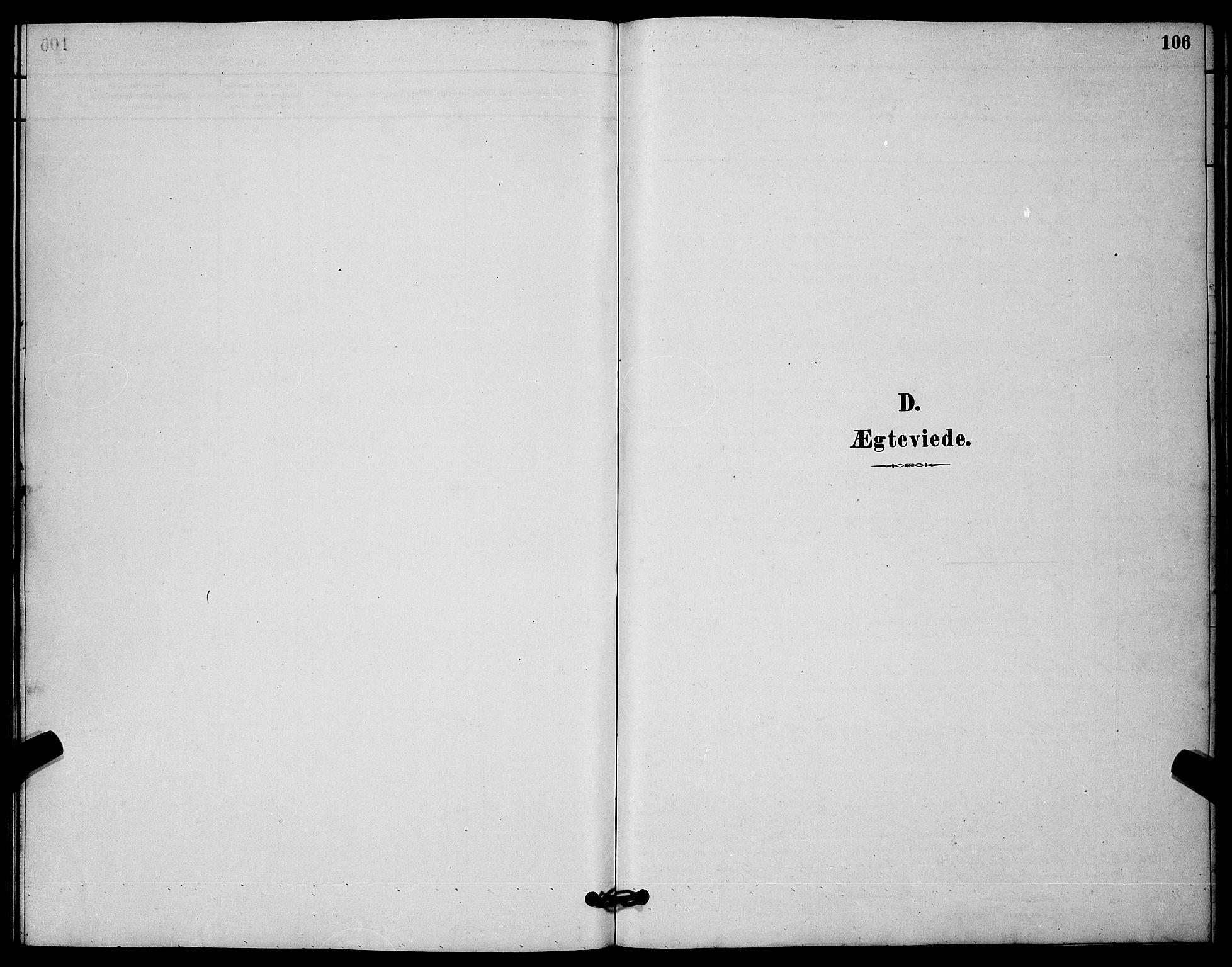 SAKO, Solum kirkebøker, G/Gb/L0003: Klokkerbok nr. II 3, 1880-1898, s. 106