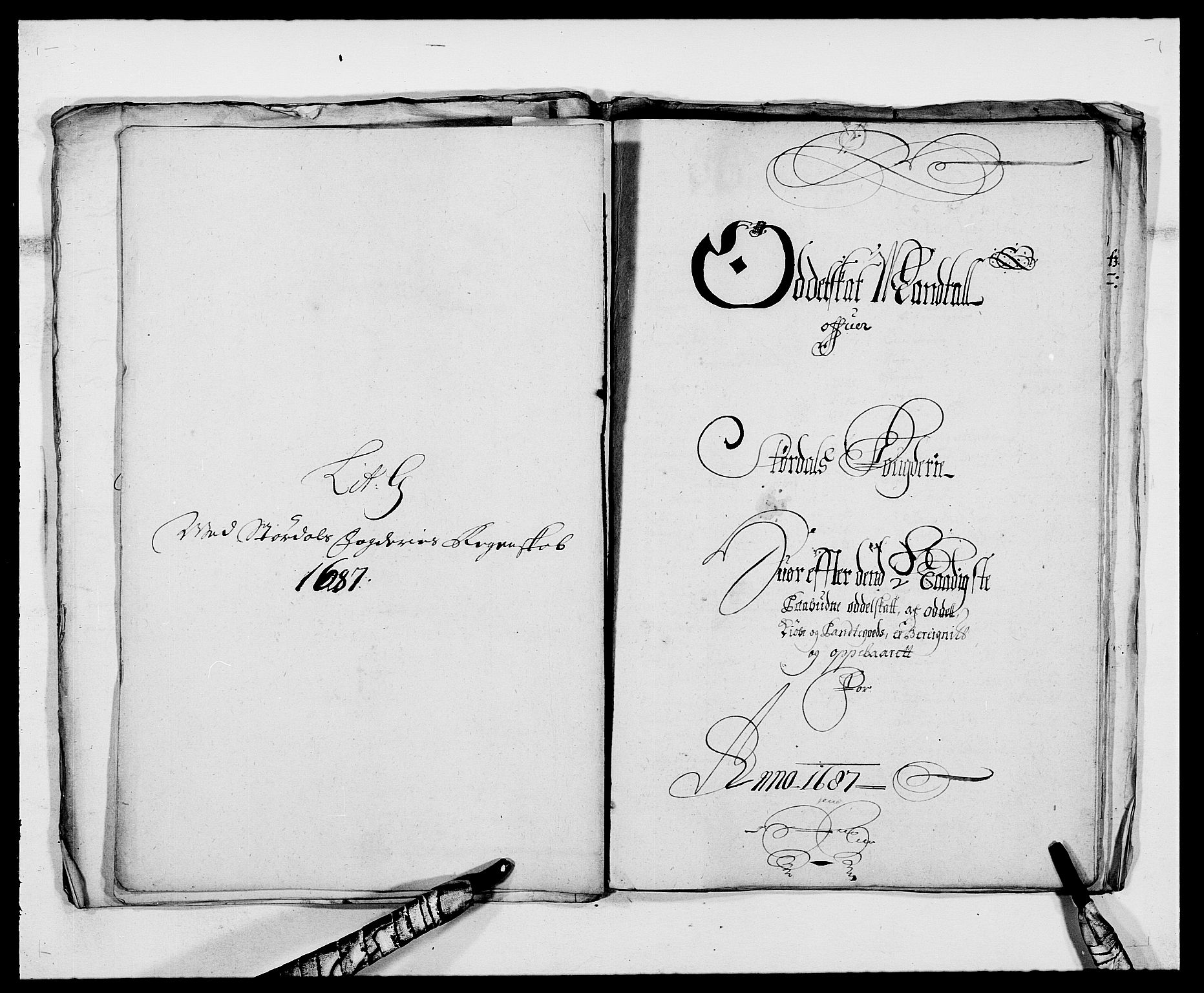 RA, Rentekammeret inntil 1814, Reviderte regnskaper, Fogderegnskap, R62/L4183: Fogderegnskap Stjørdal og Verdal, 1687-1689, s. 62