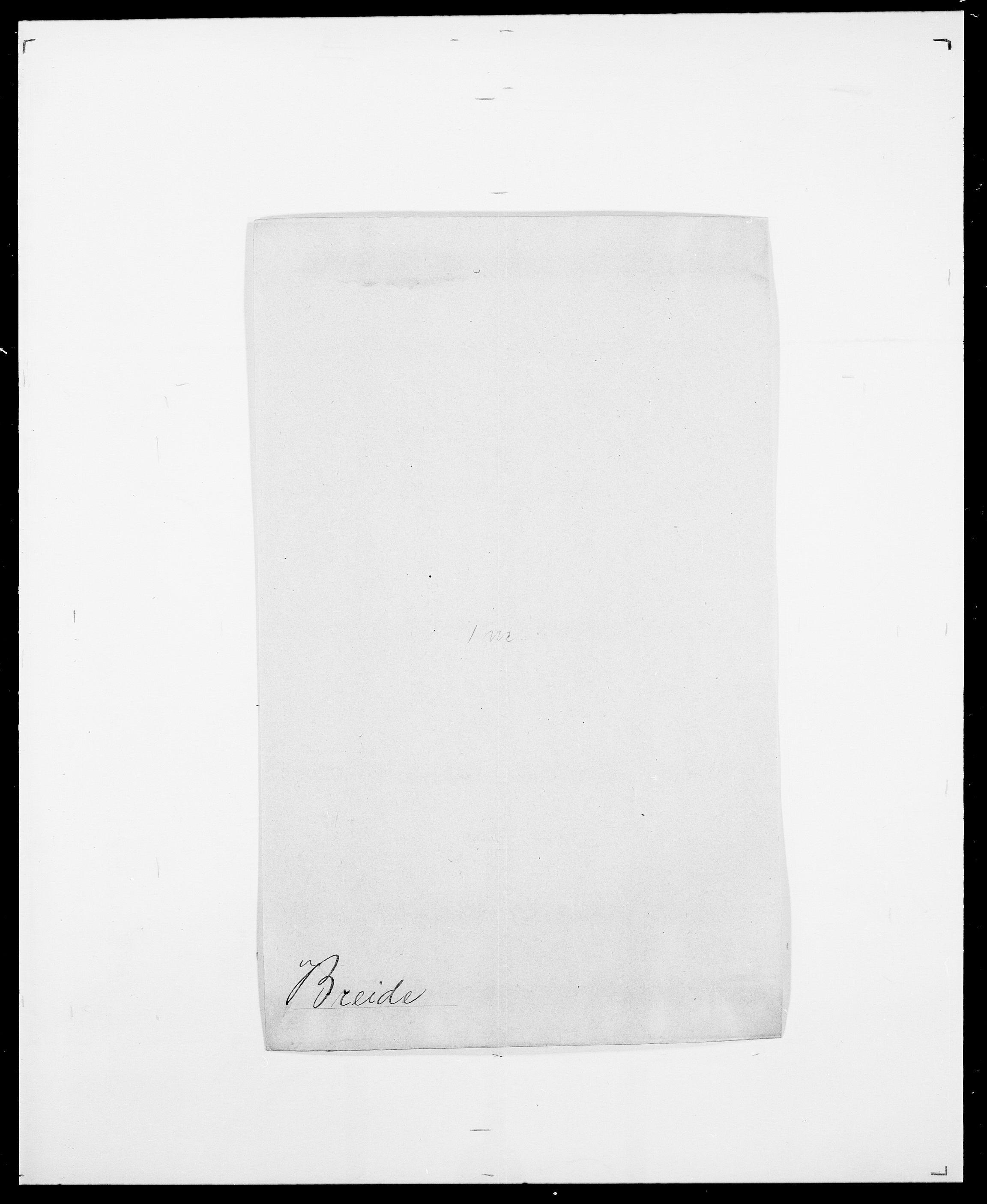SAO, Delgobe, Charles Antoine - samling, D/Da/L0006: Brambani - Brønø, s. 276