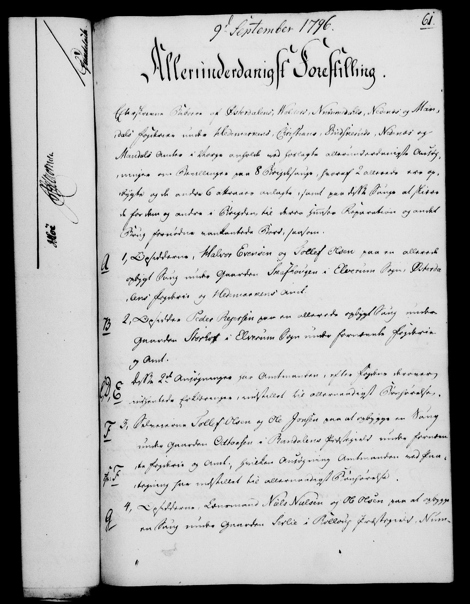 RA, Rentekammeret, Kammerkanselliet, G/Gf/Gfa/L0078: Norsk relasjons- og resolusjonsprotokoll (merket RK 52.78), 1796, s. 328