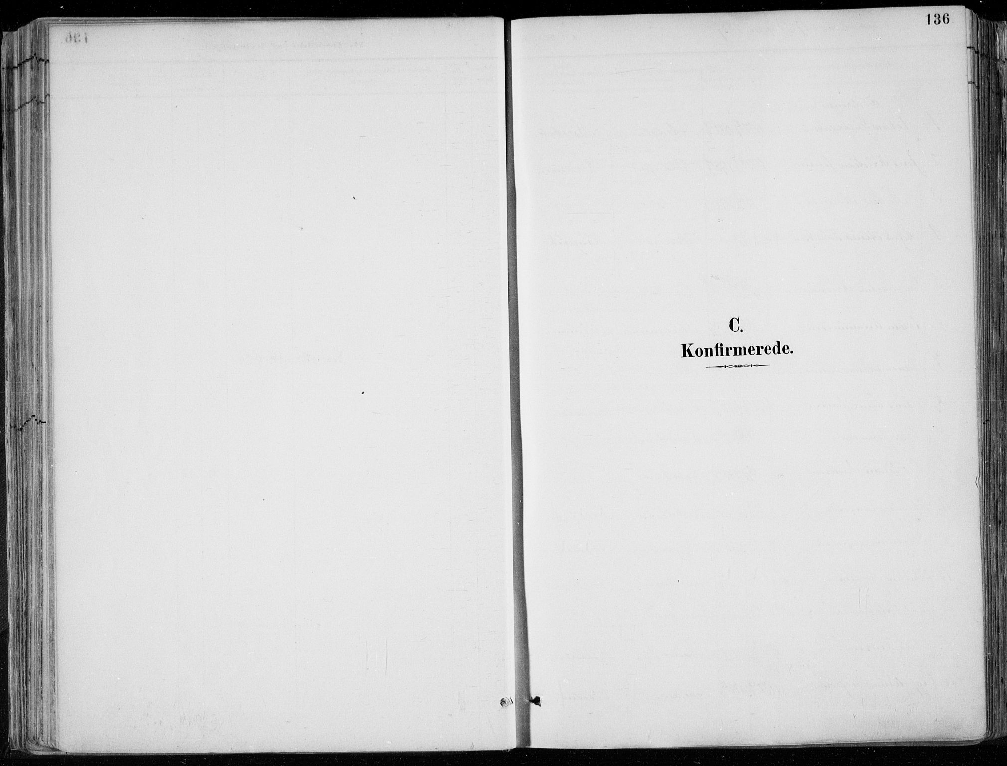 SAK, Øyestad sokneprestkontor, F/Fa/L0017: Ministerialbok nr. A 17, 1887-1896, s. 136