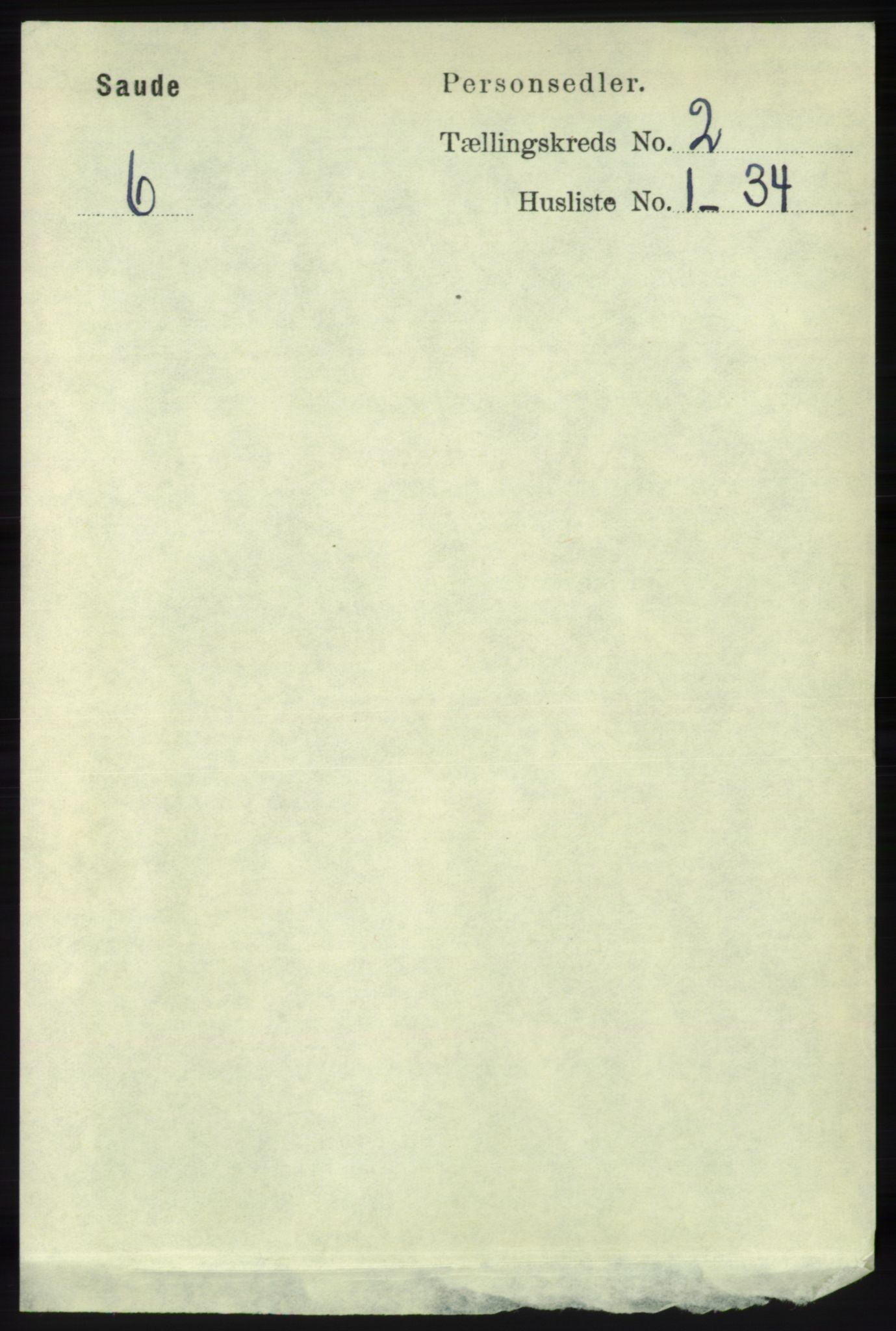 RA, Folketelling 1891 for 1135 Sauda herred, 1891, s. 622