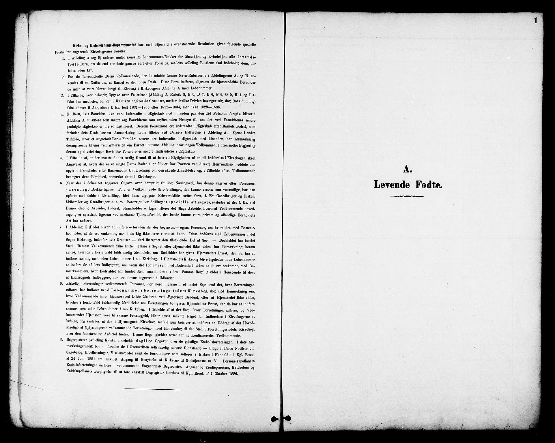 SAT, Ministerialprotokoller, klokkerbøker og fødselsregistre - Sør-Trøndelag, 681/L0941: Klokkerbok nr. 681C05, 1896-1905, s. 1