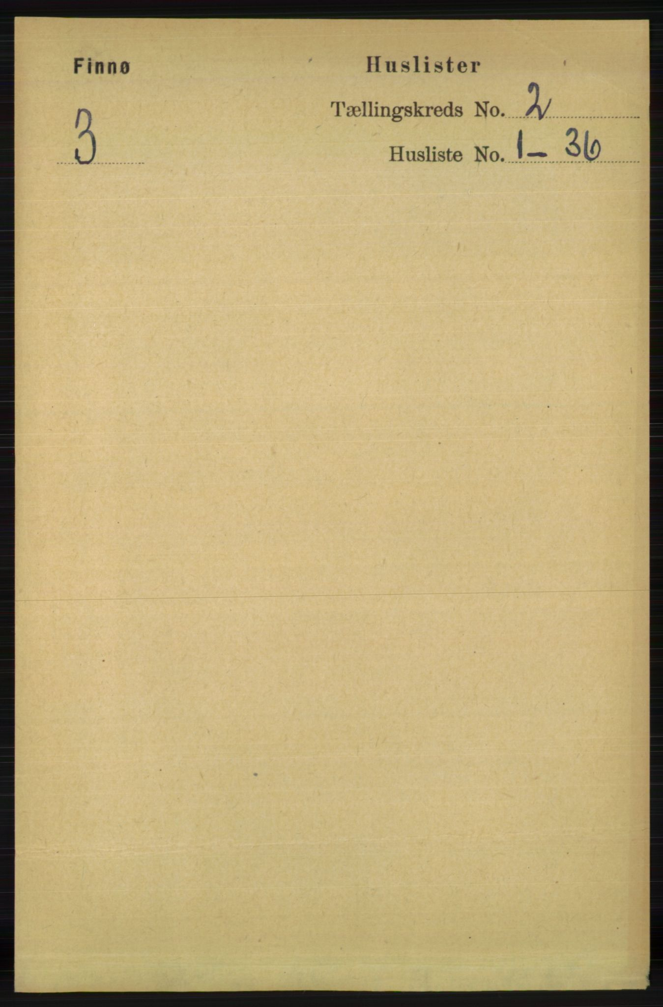 RA, Folketelling 1891 for 1141 Finnøy herred, 1891, s. 186