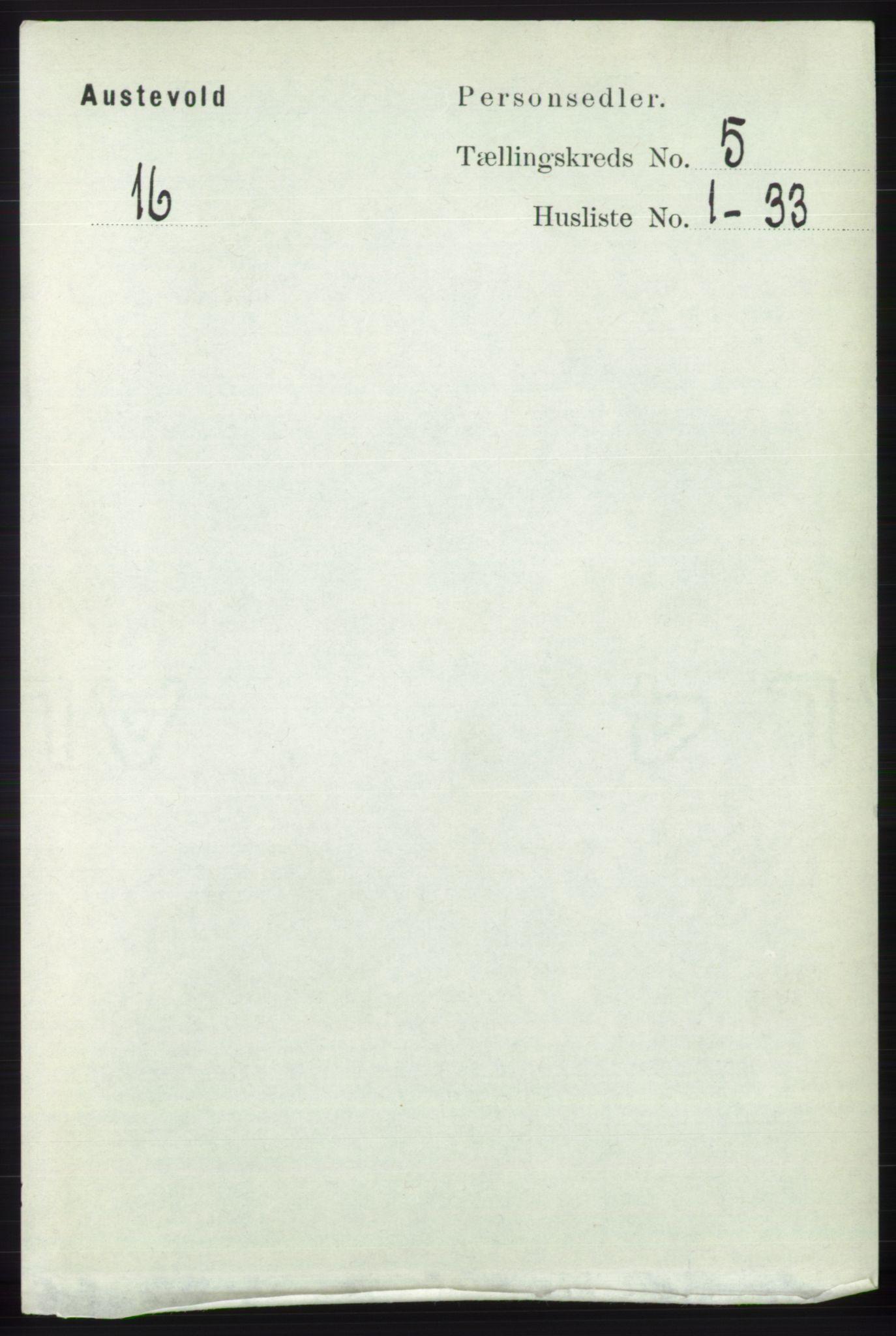 RA, Folketelling 1891 for 1244 Austevoll herred, 1891, s. 2003