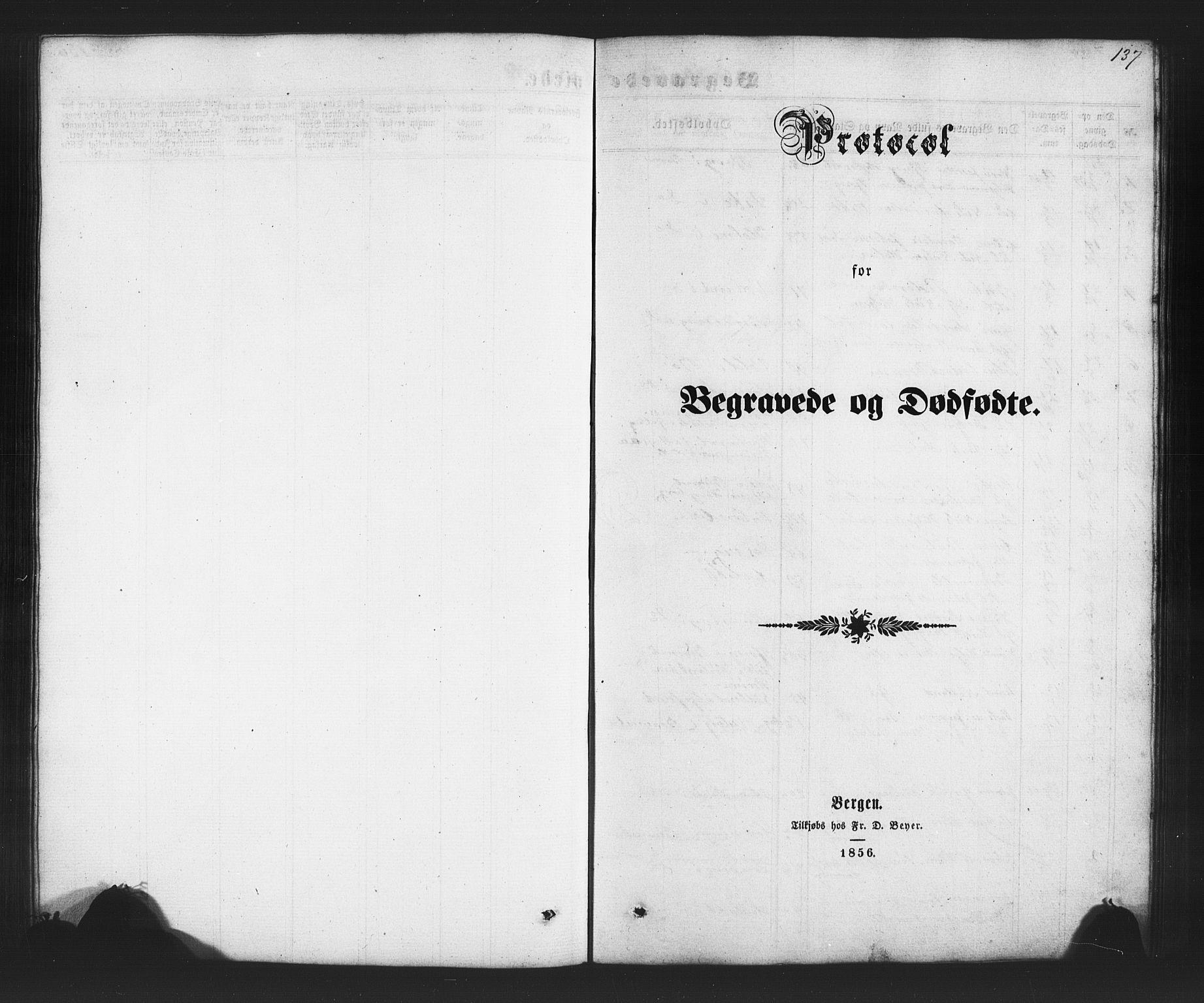 SAB, Finnås sokneprestembete, H/Ha/Hab/Habc/L0001: Klokkerbok nr. C 1, 1860-1887, s. 137