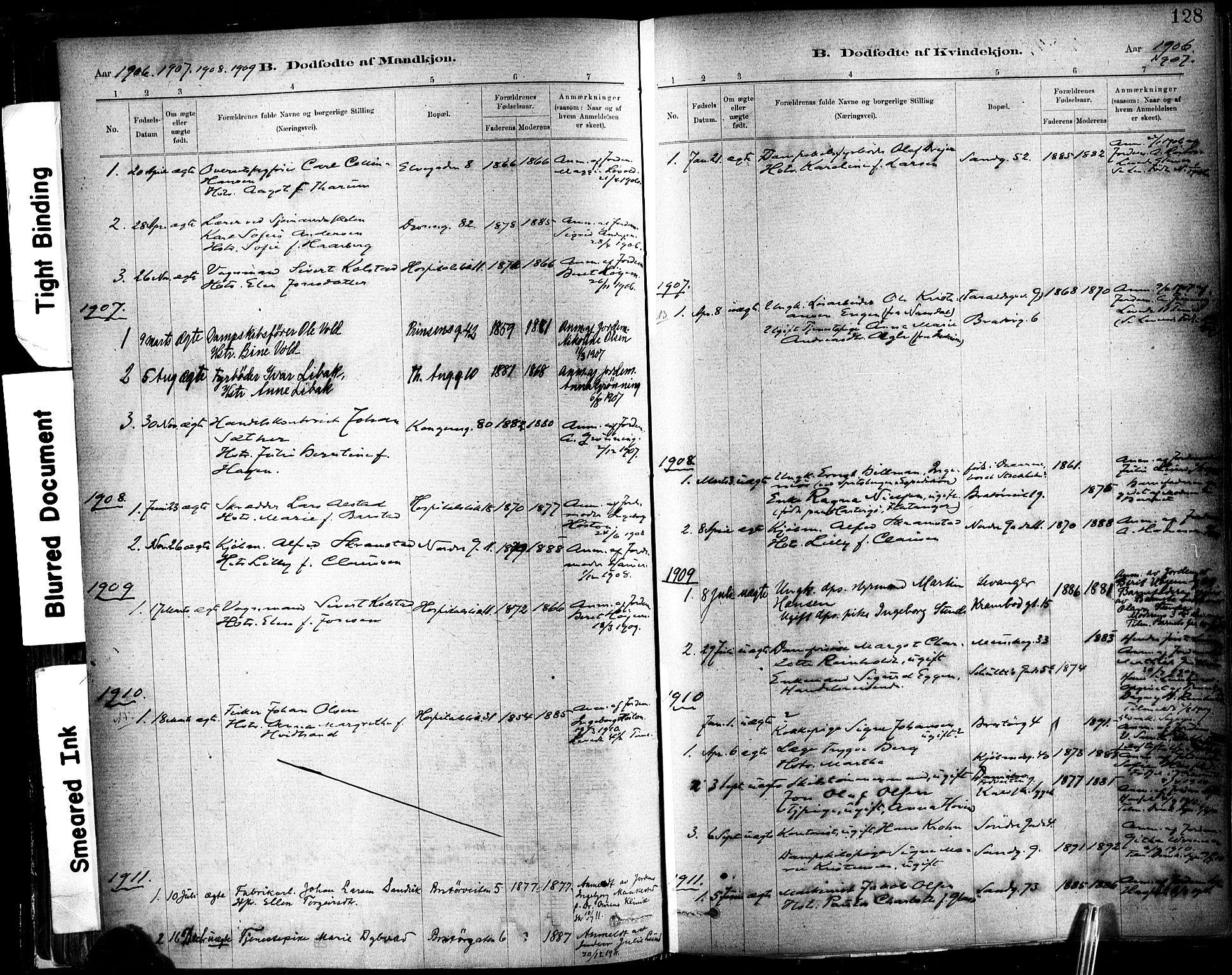 SAT, Ministerialprotokoller, klokkerbøker og fødselsregistre - Sør-Trøndelag, 602/L0119: Ministerialbok nr. 602A17, 1880-1901, s. 128