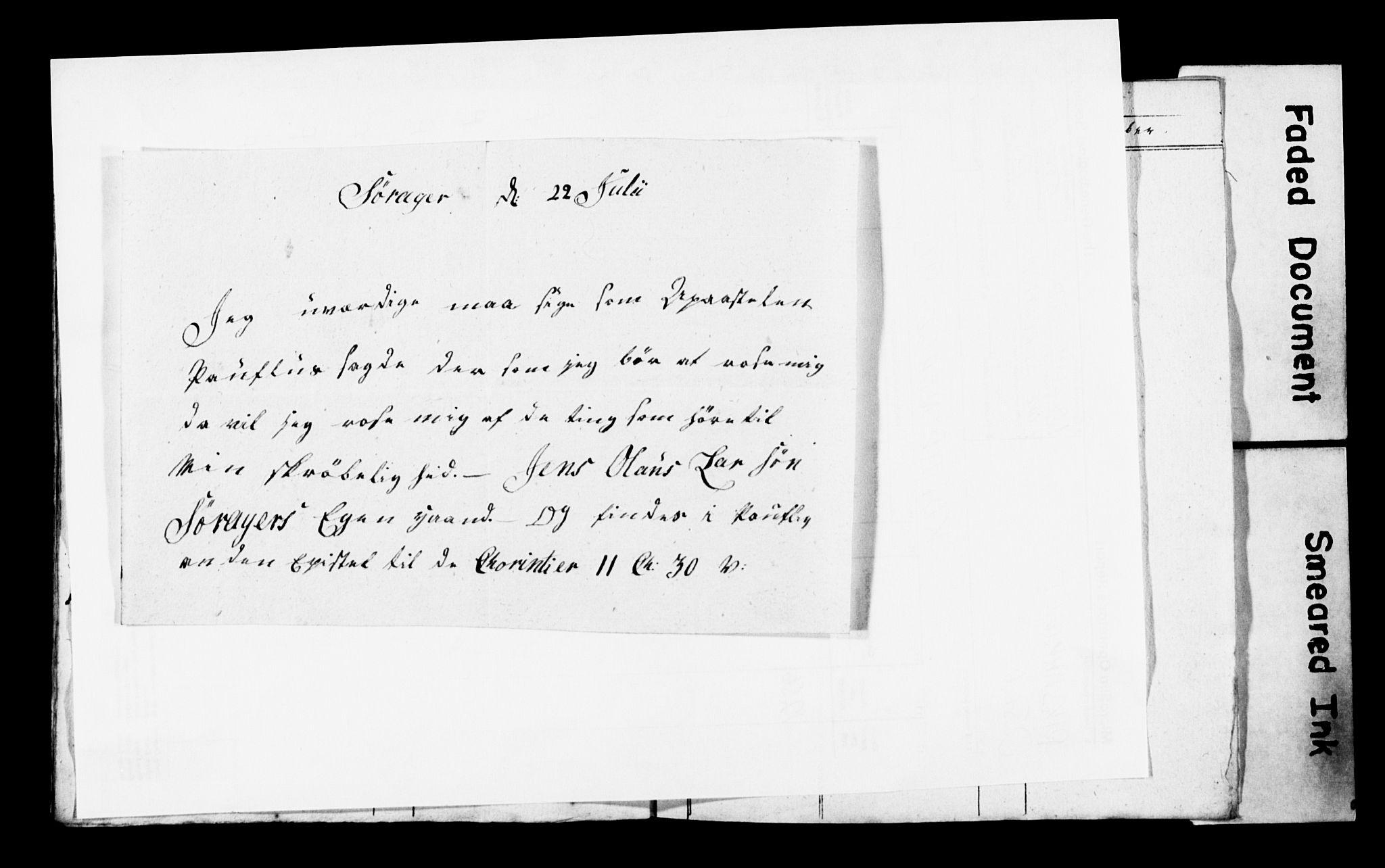 SAT, Kirkebok for Verdal prestegjeld 1809-1809 (1721P), 1809, s. upaginert
