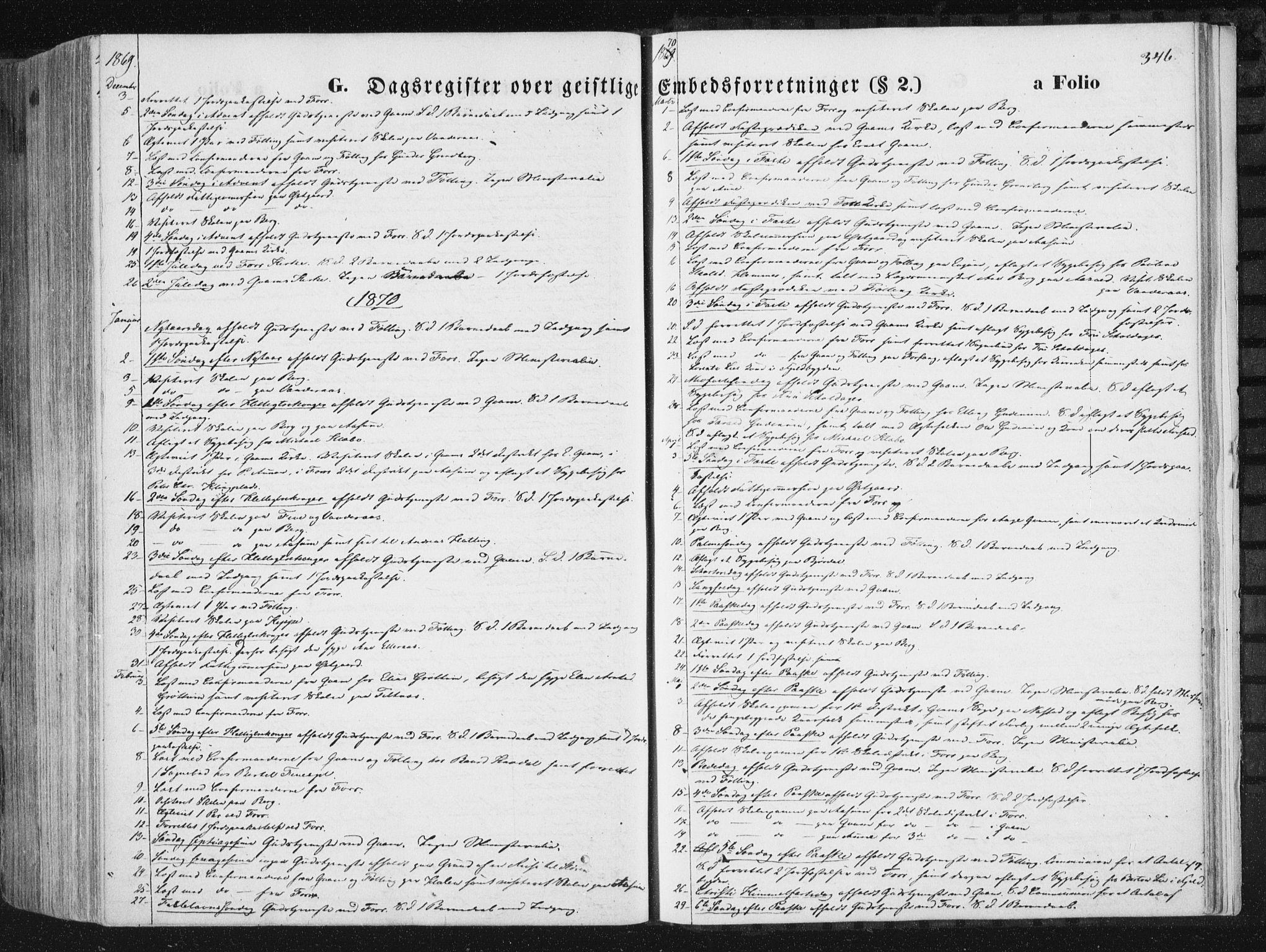 SAT, Ministerialprotokoller, klokkerbøker og fødselsregistre - Nord-Trøndelag, 746/L0447: Ministerialbok nr. 746A06, 1860-1877, s. 346