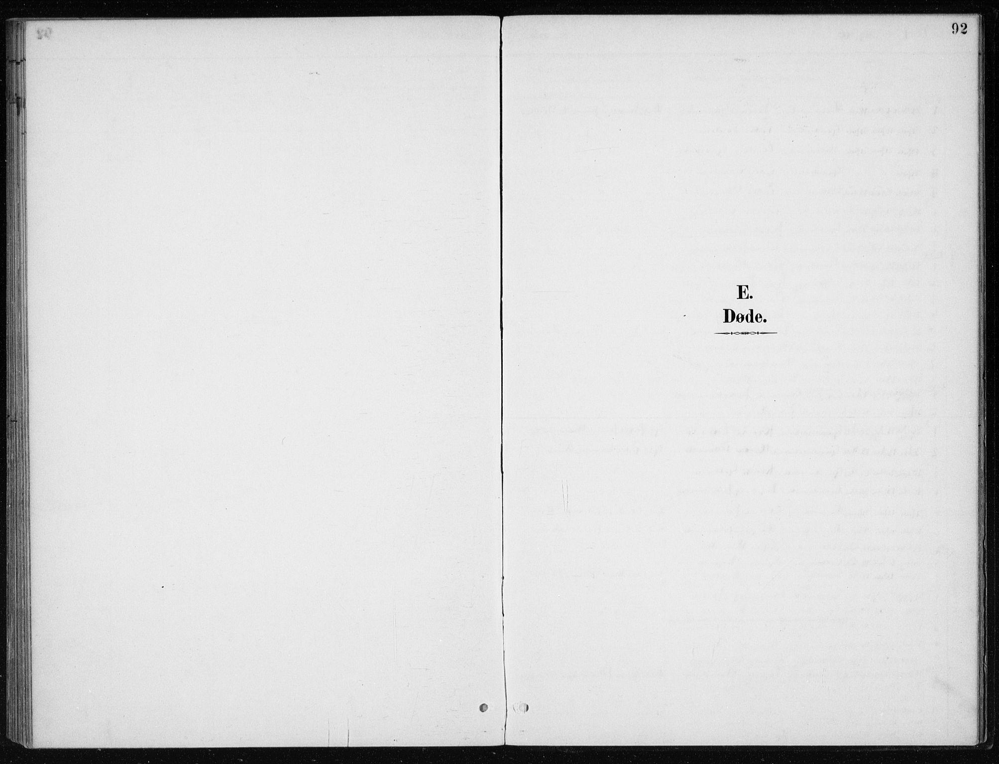 SAB, Kvinnherad Sokneprestembete, H/Haa: Ministerialbok nr. F 1, 1887-1912, s. 92