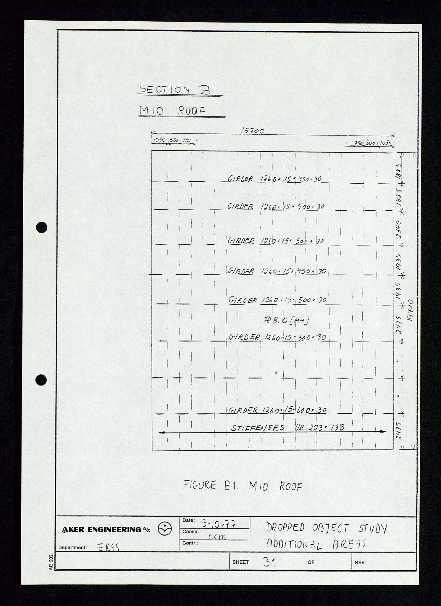 SAST, Pa 1339 - Statoil ASA, D/Dm/L0348: Gravitasjonsplattform betong, 1975-1978, s. 216