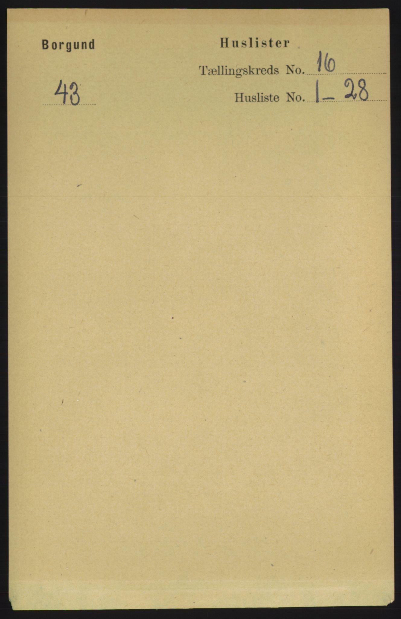 RA, Folketelling 1891 for 1531 Borgund herred, 1891, s. 4742