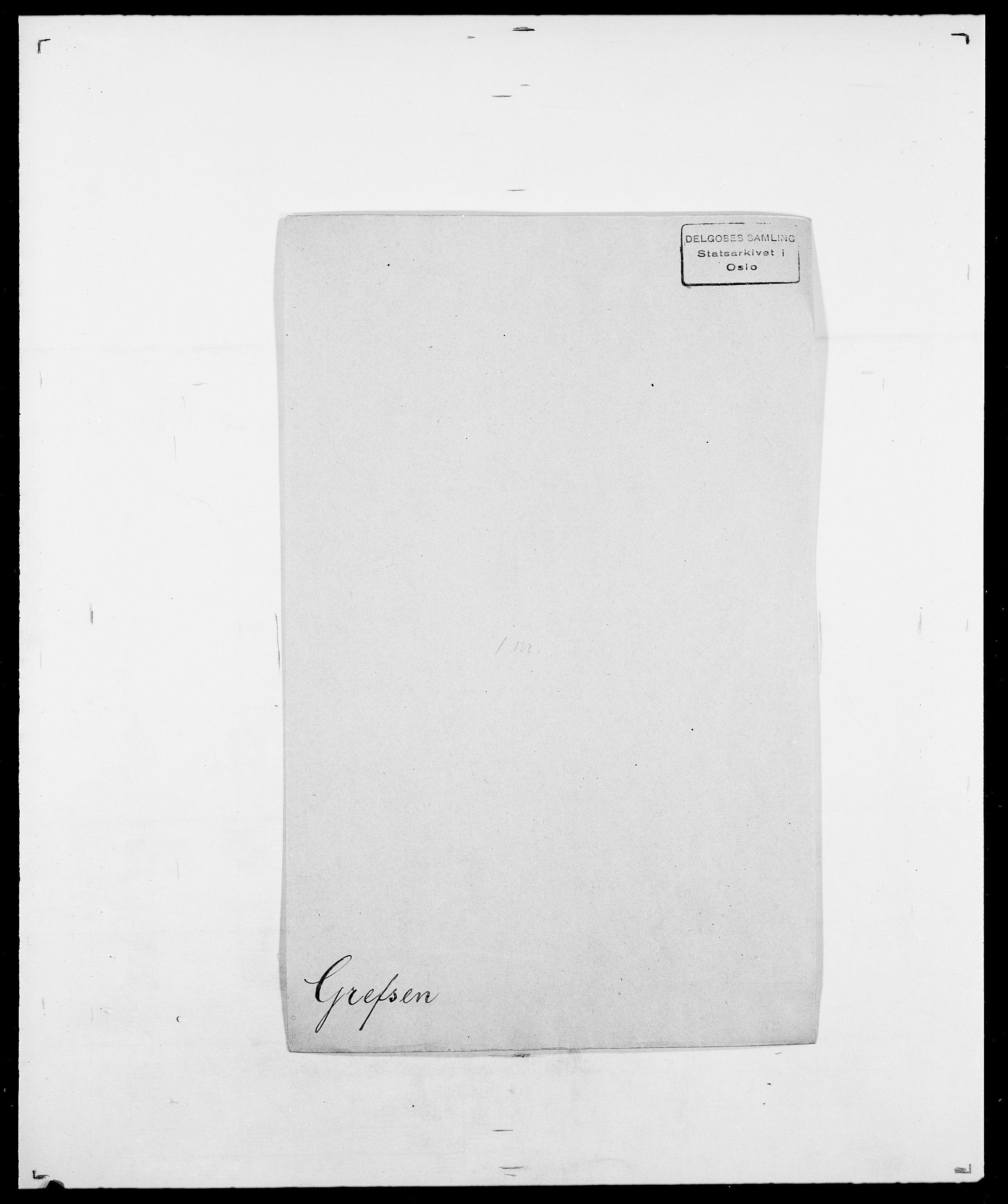 SAO, Delgobe, Charles Antoine - samling, D/Da/L0014: Giebdhausen - Grip, s. 587