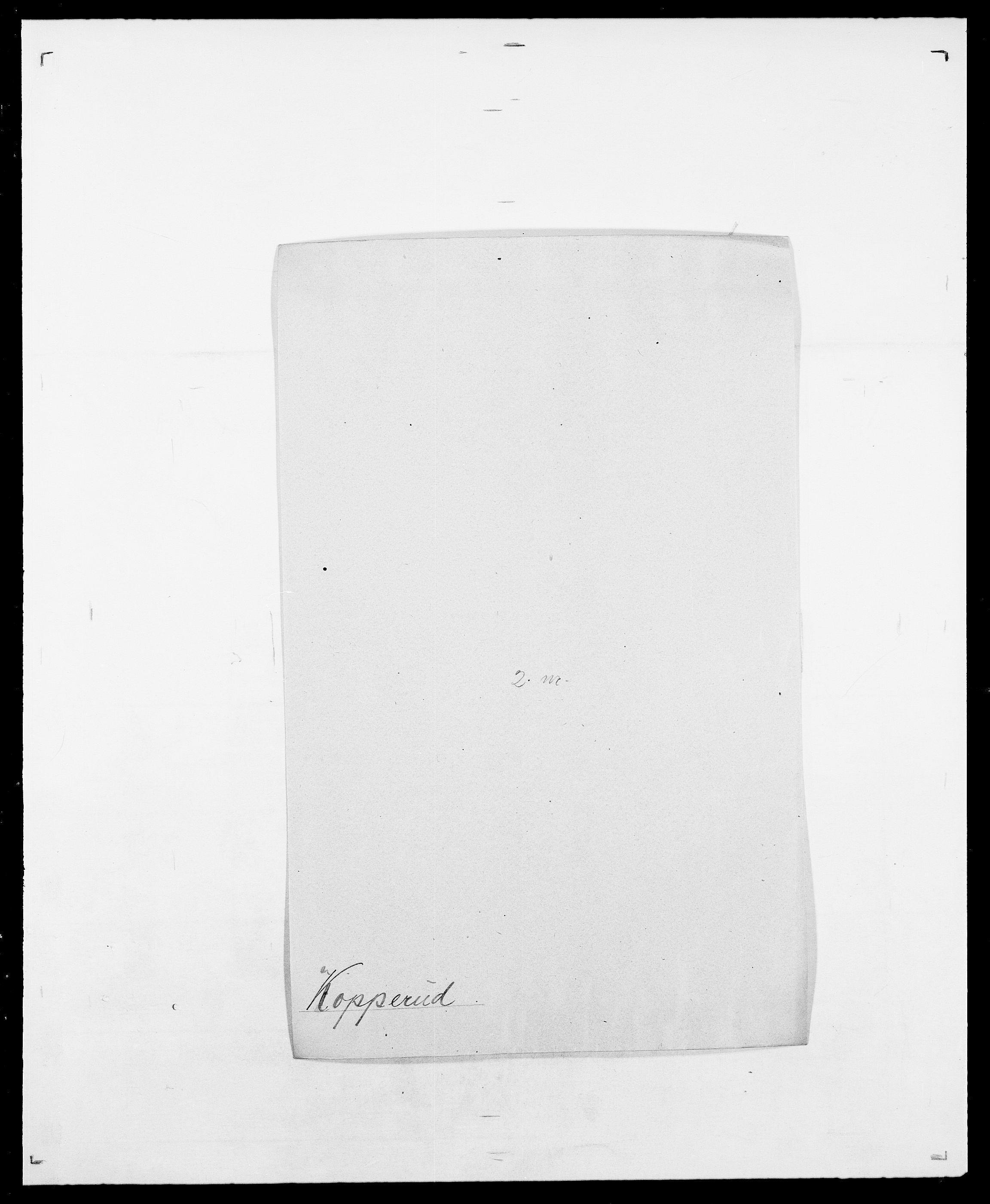 SAO, Delgobe, Charles Antoine - samling, D/Da/L0021: Klagenberg - Kristoft, s. 552