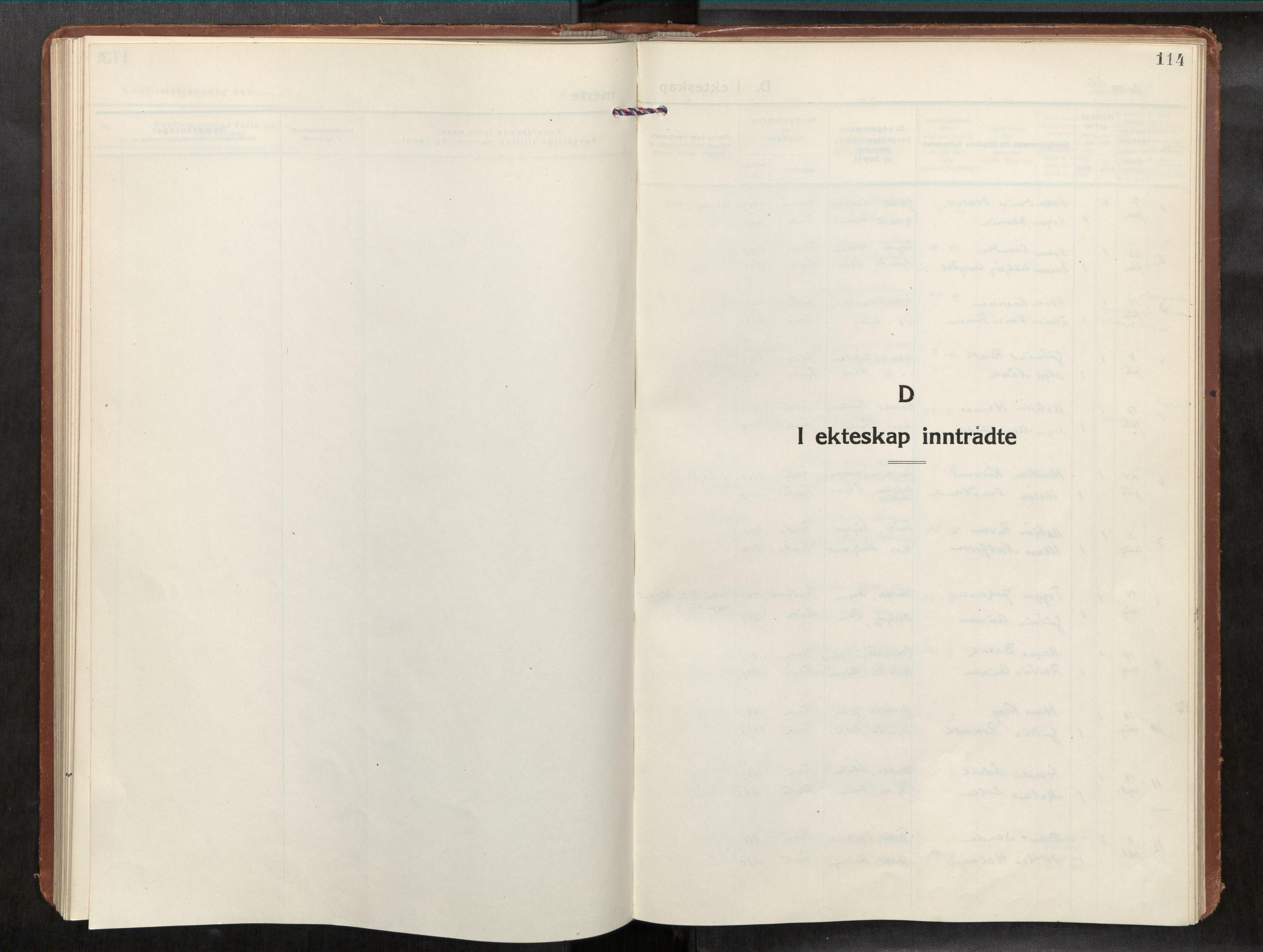 SAT, Frosta sokneprestkontor, H/Haa/L0001: Ministerialbok nr. 1, 1926-1934, s. 114