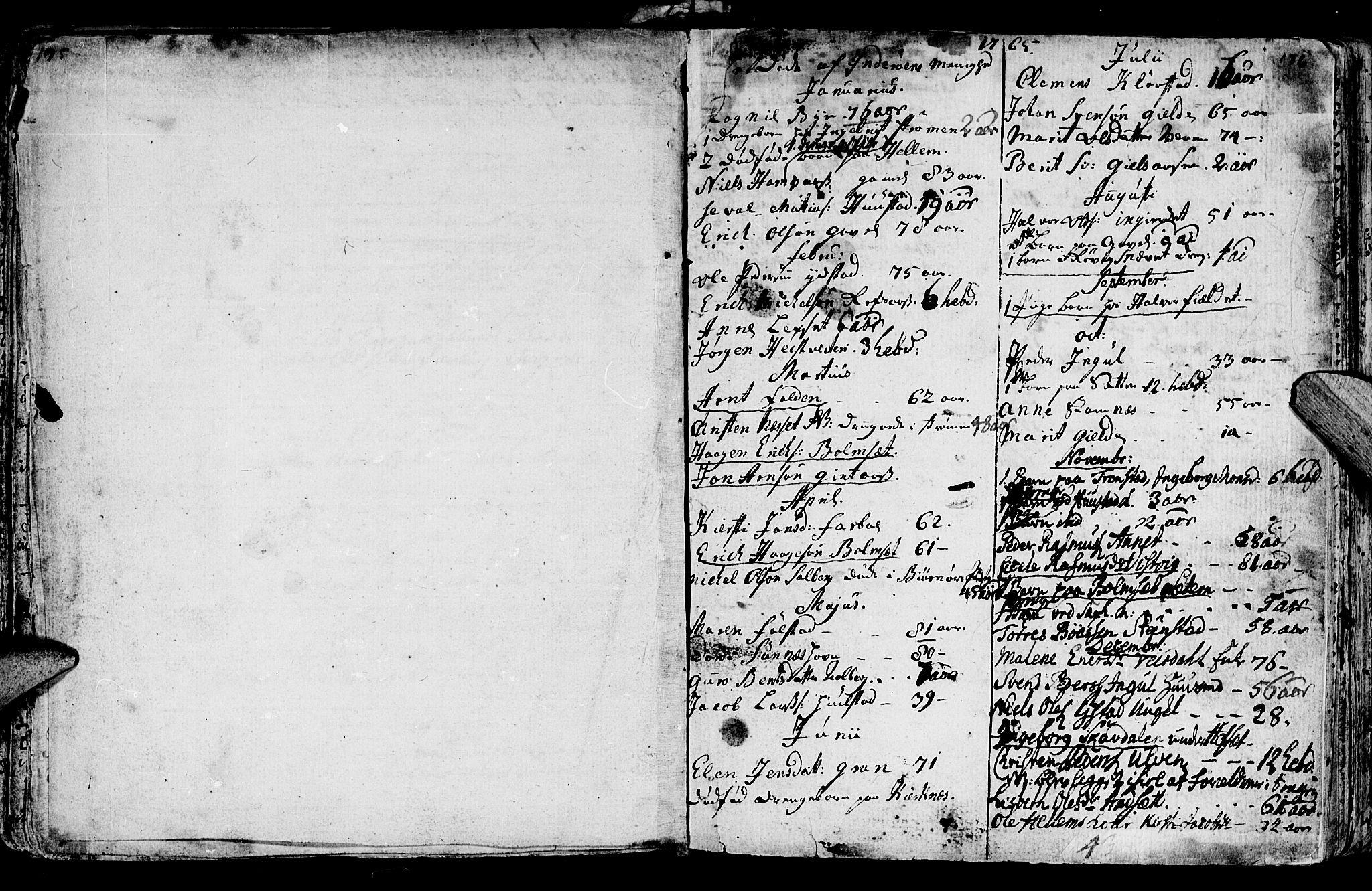 SAT, Ministerialprotokoller, klokkerbøker og fødselsregistre - Nord-Trøndelag, 730/L0273: Ministerialbok nr. 730A02, 1762-1802, s. 176