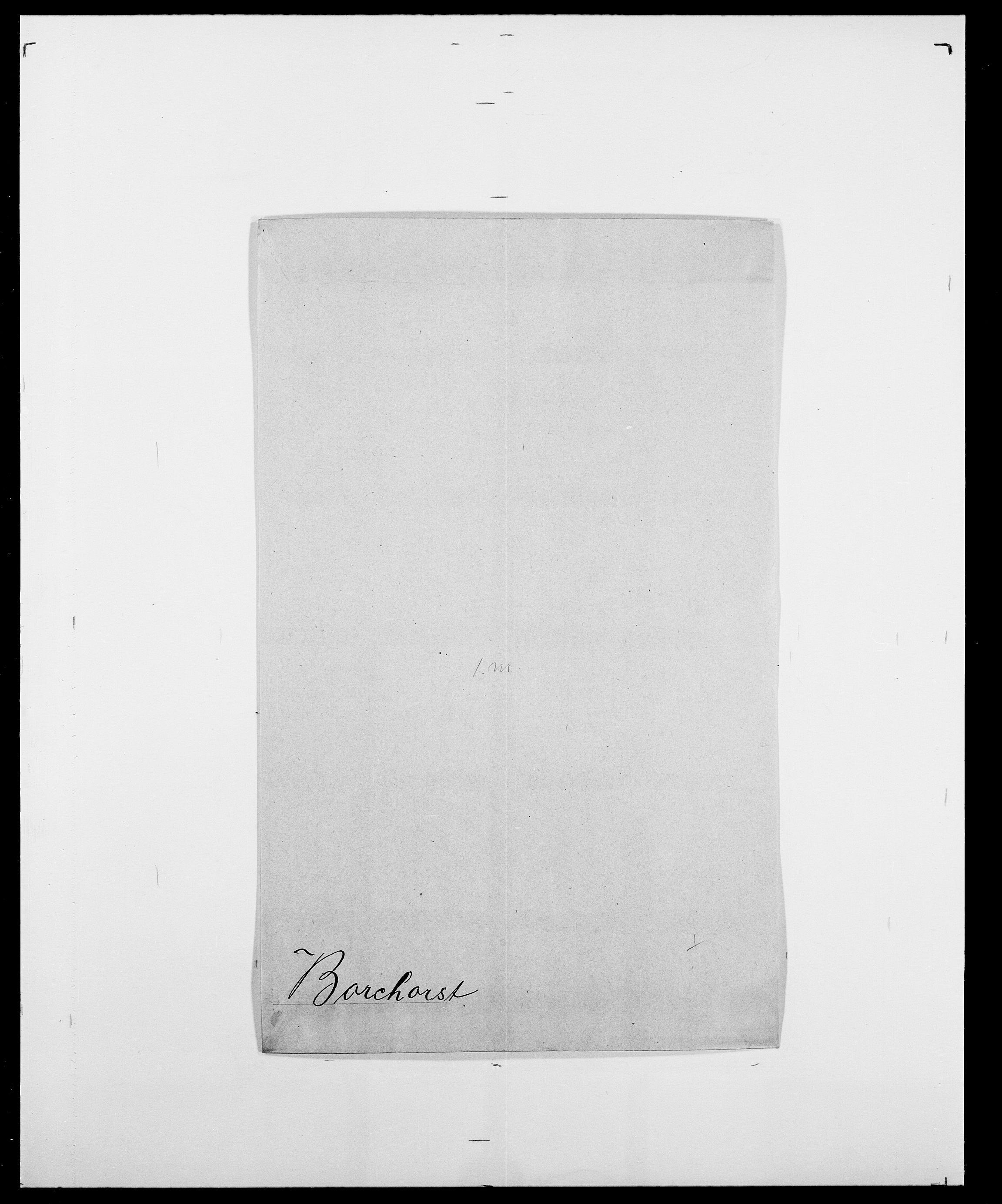 SAO, Delgobe, Charles Antoine - samling, D/Da/L0005: Boalth - Brahm, s. 253