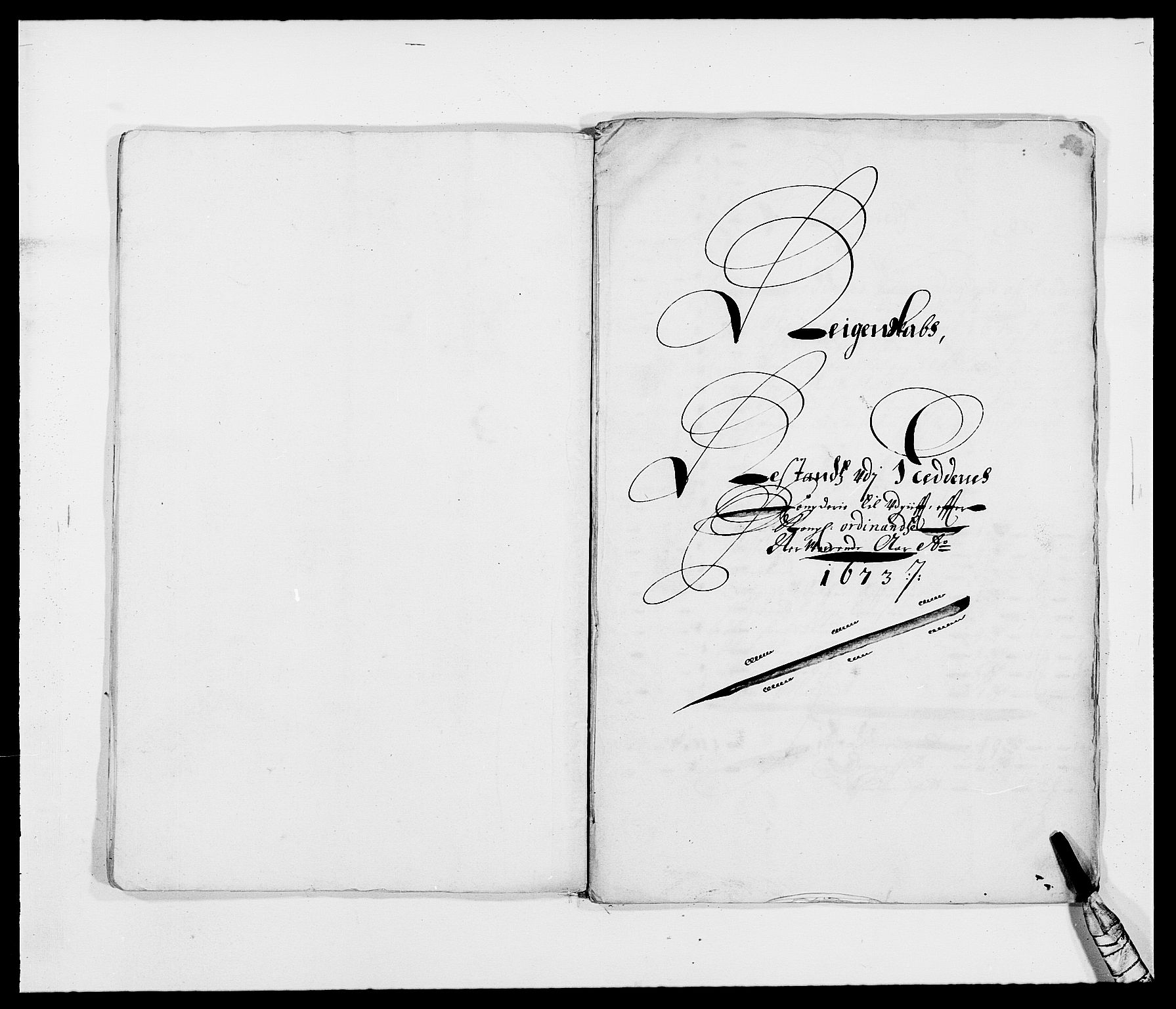 RA, Rentekammeret inntil 1814, Reviderte regnskaper, Fogderegnskap, R39/L2300: Fogderegnskap Nedenes, 1672-1674, s. 219