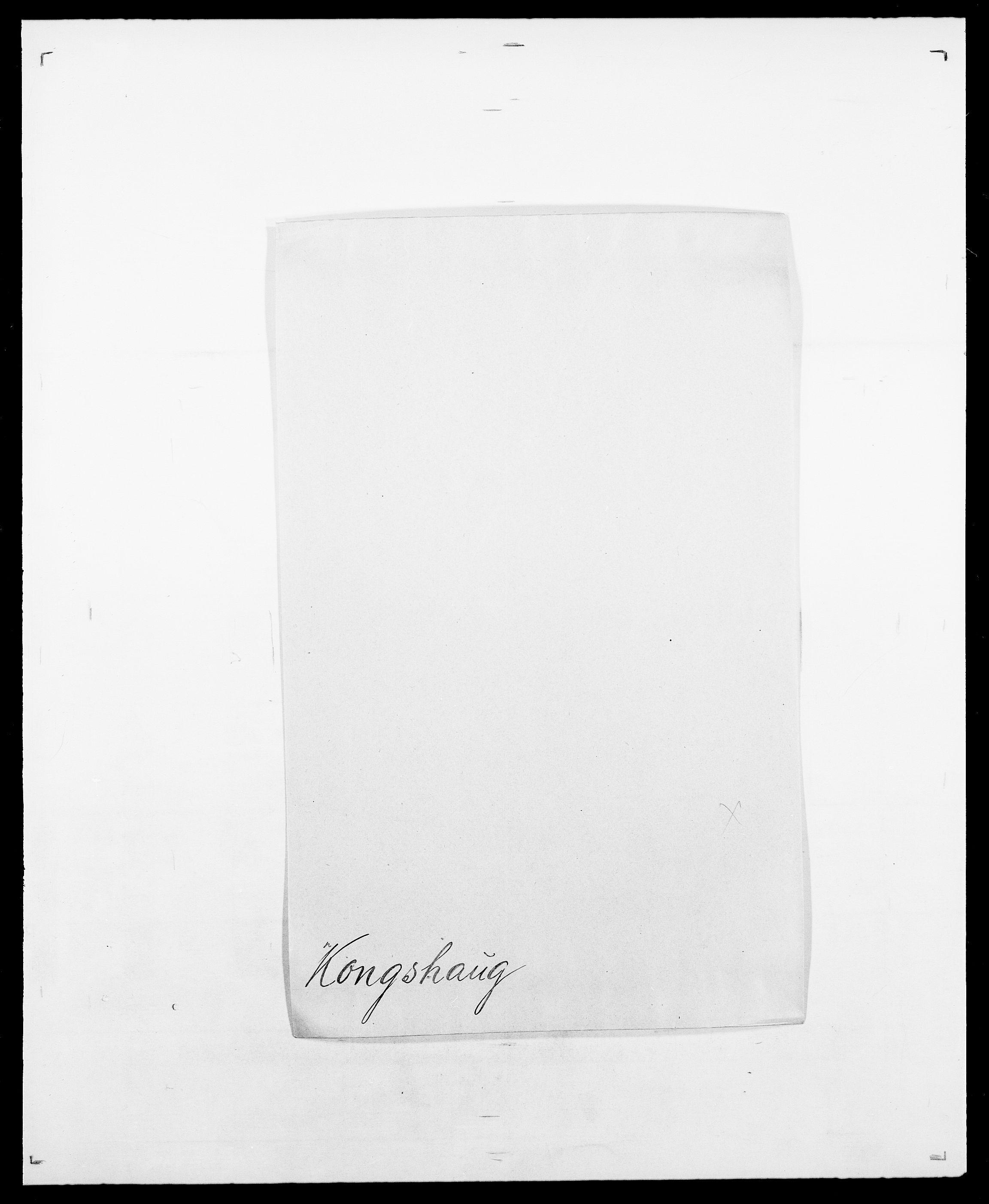 SAO, Delgobe, Charles Antoine - samling, D/Da/L0021: Klagenberg - Kristoft, s. 520