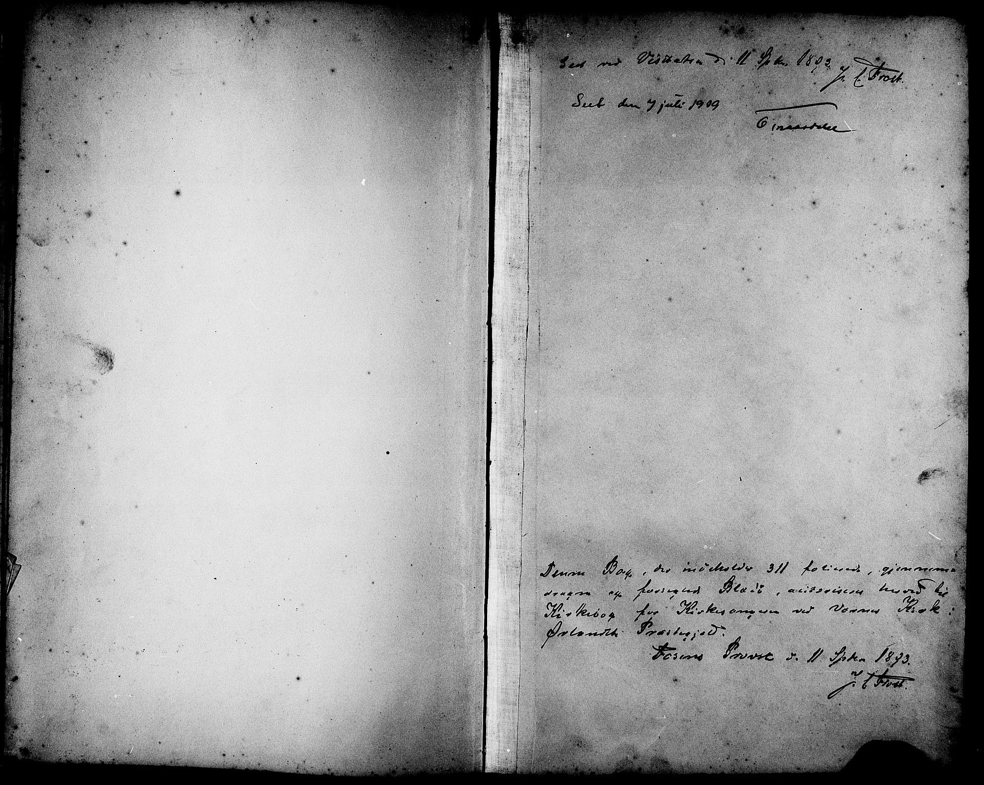 SAT, Ministerialprotokoller, klokkerbøker og fødselsregistre - Sør-Trøndelag, 662/L0757: Klokkerbok nr. 662C02, 1892-1918