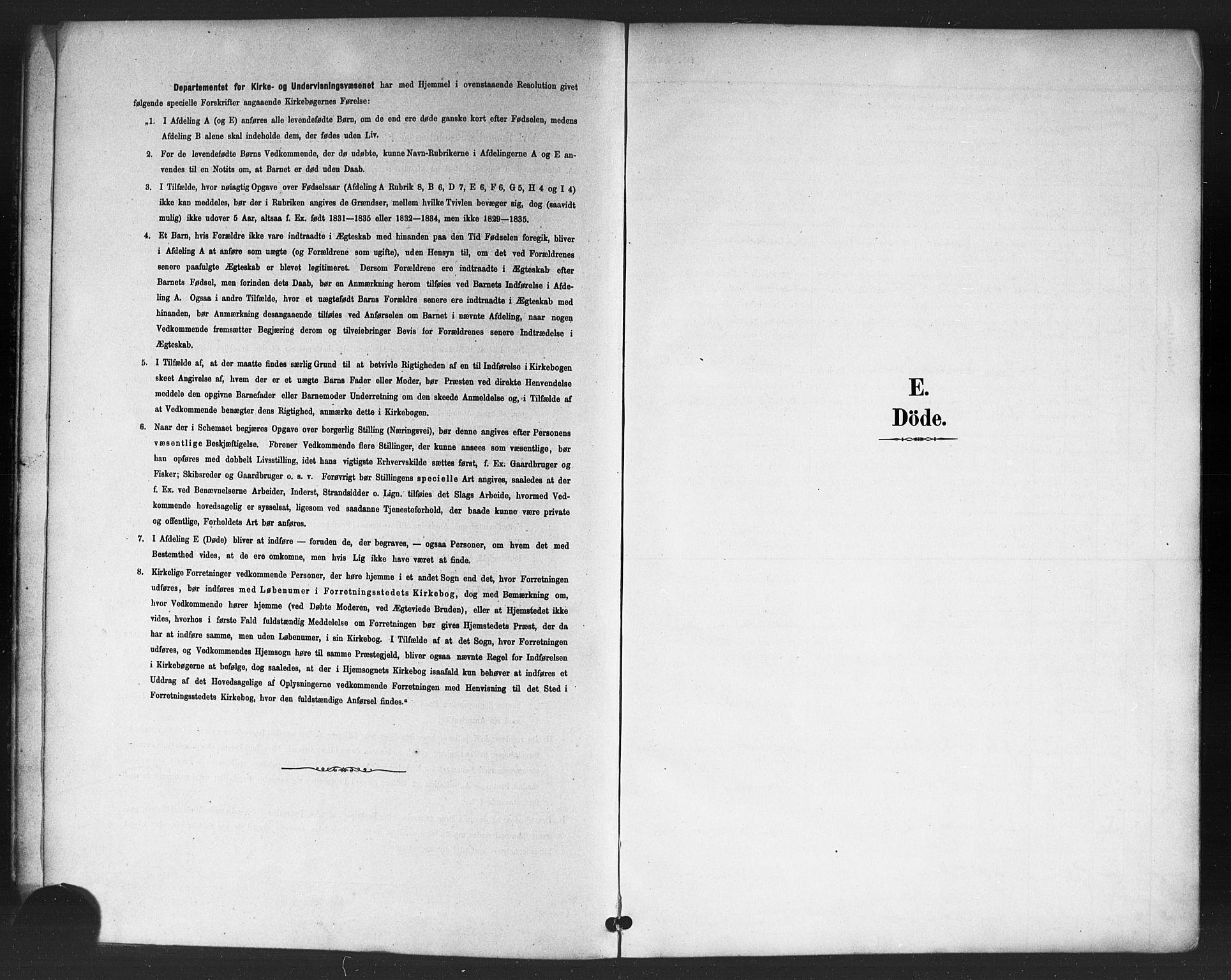 SAO, Petrus prestekontor Kirkebøker, F/Fa/L0003: Ministerialbok nr. 3, 1885-1903