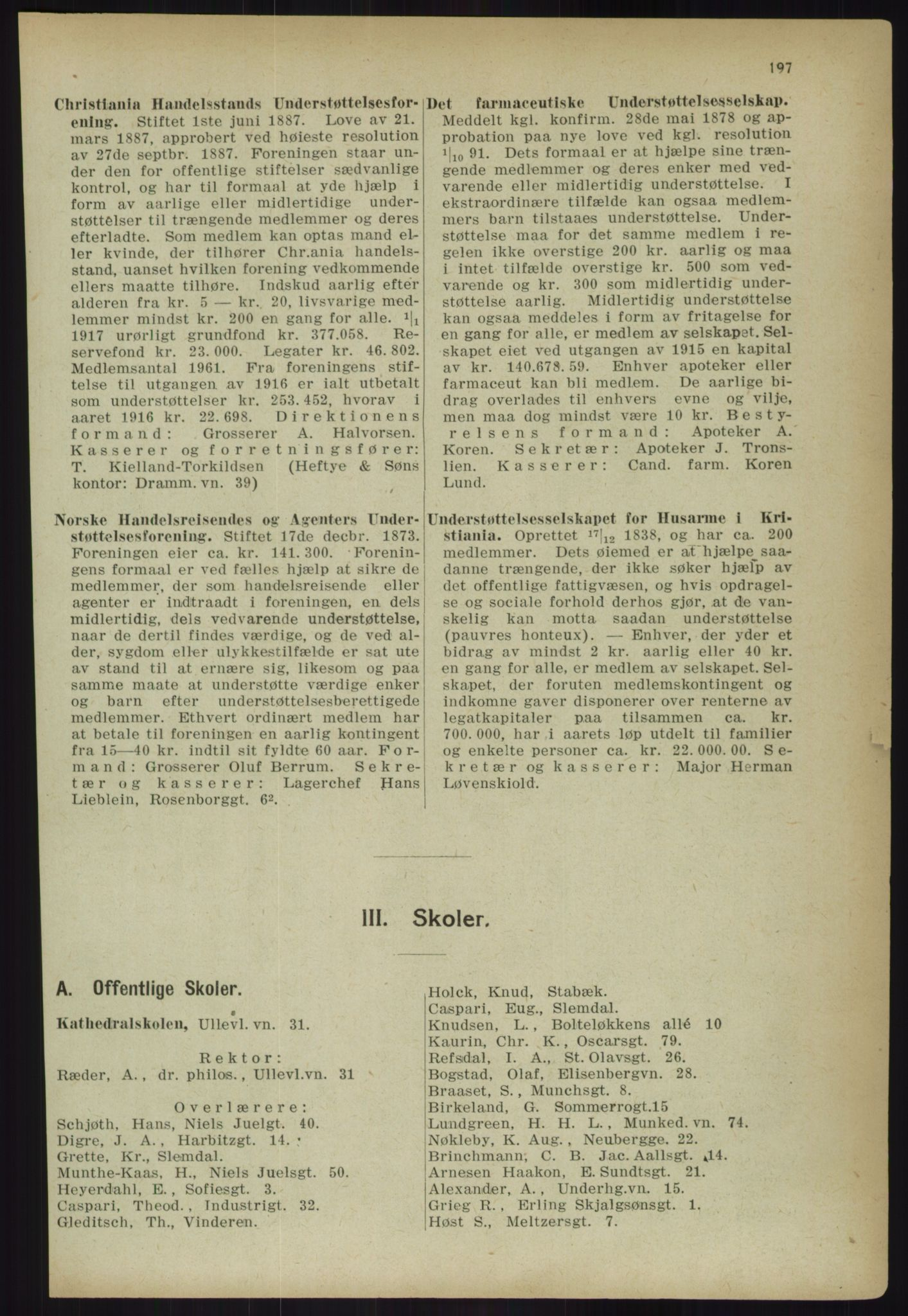 PUBL, Kristiania/Oslo adressebok, 1918, s. 210
