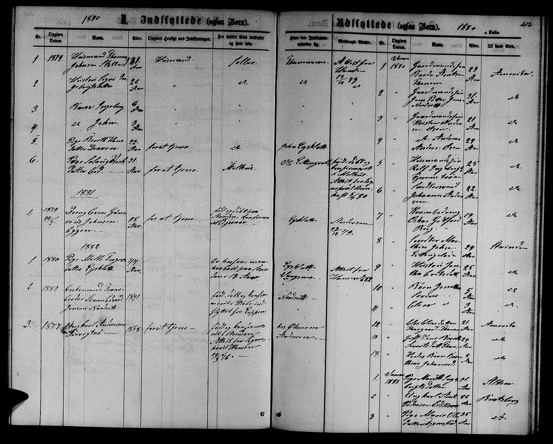 SAT, Ministerialprotokoller, klokkerbøker og fødselsregistre - Sør-Trøndelag, 618/L0451: Klokkerbok nr. 618C02, 1865-1883, s. 212