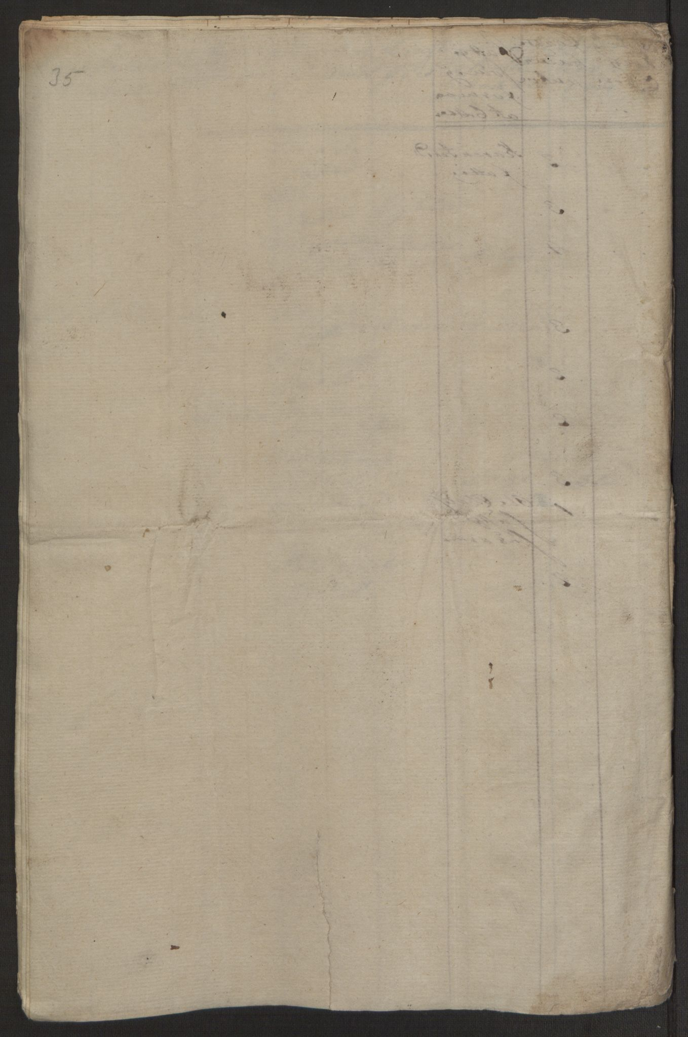 RA, Rentekammeret inntil 1814, Realistisk ordnet avdeling, Ol/L0022a: [Gg 10]: Ekstraskatten, 23.09.1762. Nordlands amt, 1763-1769, s. 318