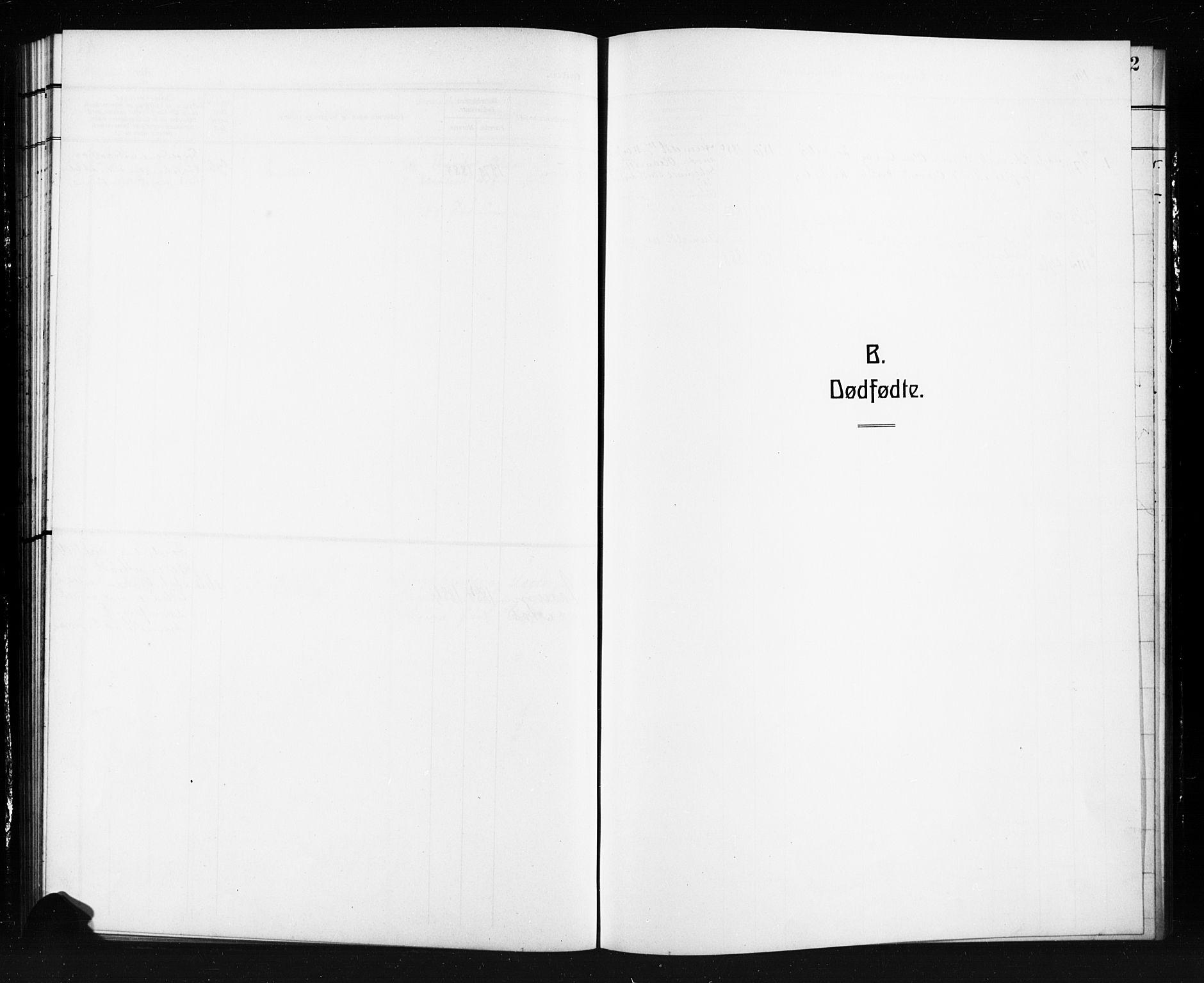 SAO, Trøgstad prestekontor Kirkebøker, G/Gb/L0001: Klokkerbok nr. II 1, 1911-1925