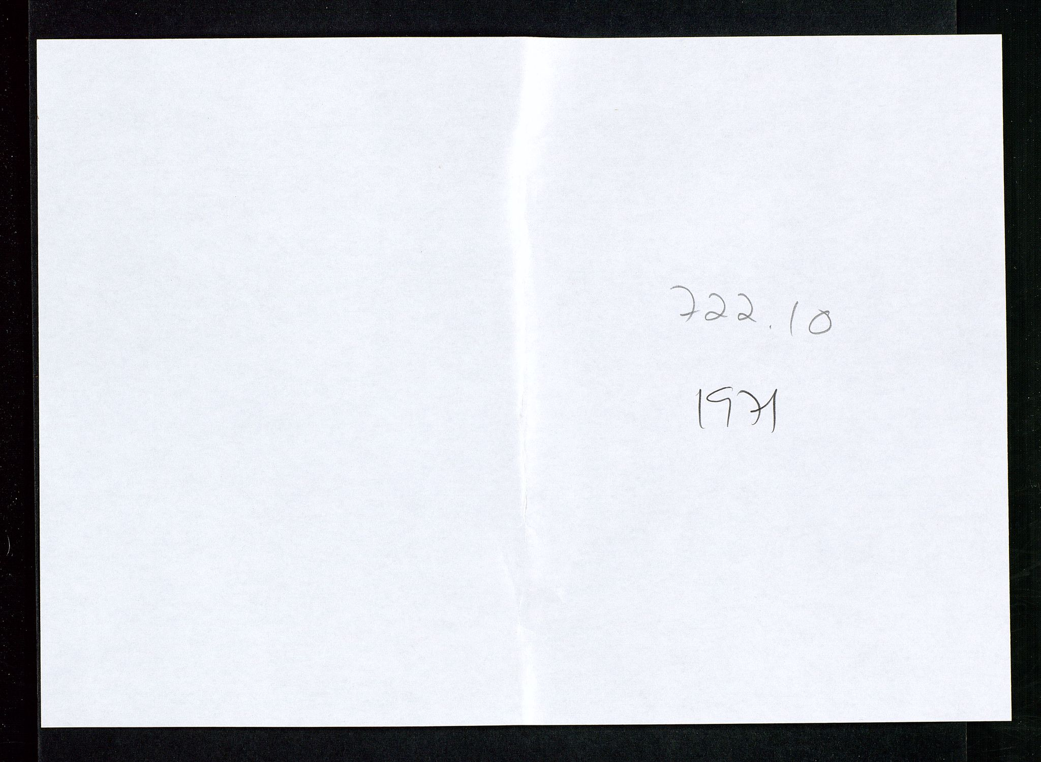 SAST, Industridepartementet, Oljekontoret, Da/L0008:  Arkivnøkkel 721- 722 Geofysikk, forskning, 1970-1972, s. 339