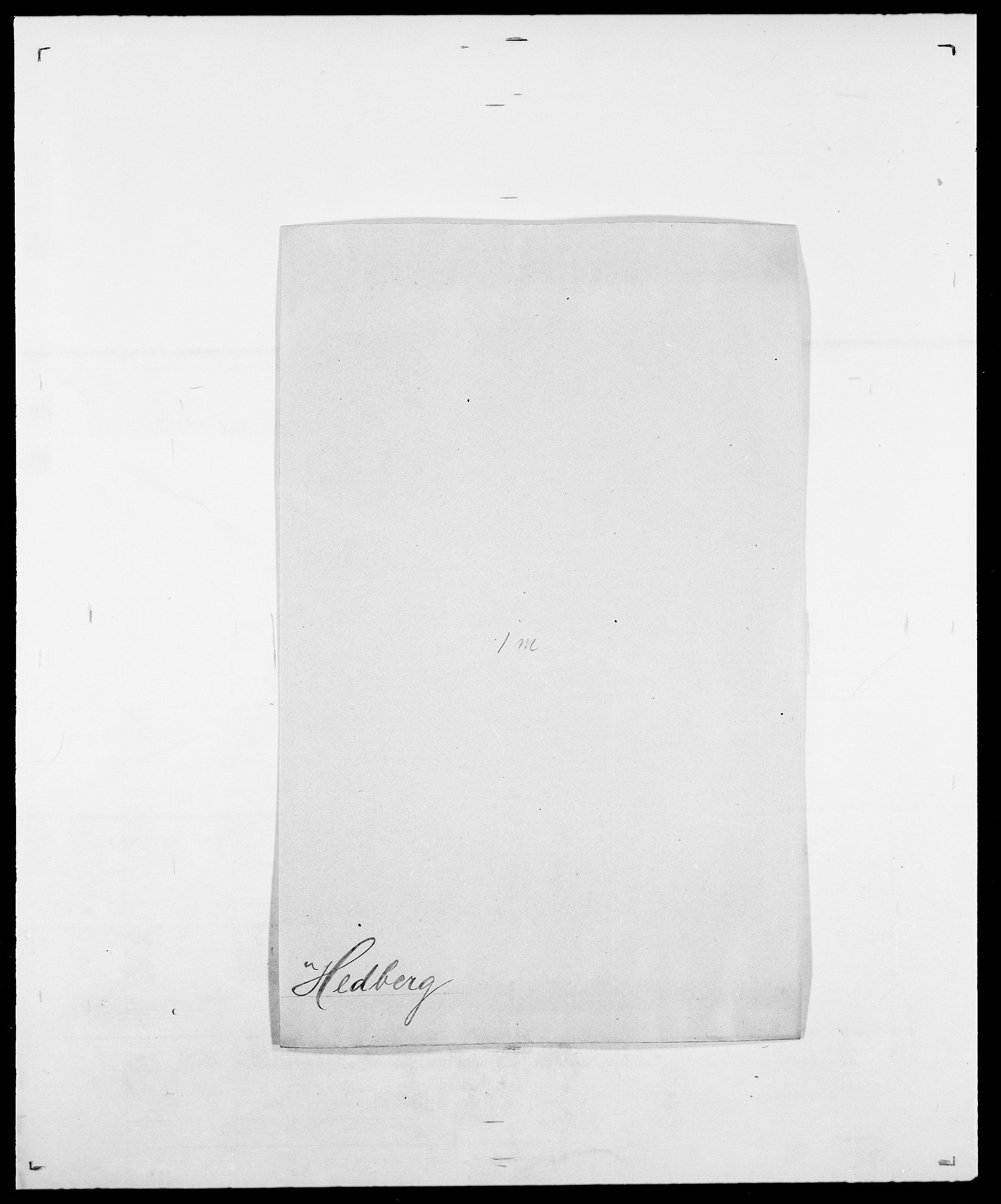 SAO, Delgobe, Charles Antoine - samling, D/Da/L0016: Hamborg - Hektoen, s. 662