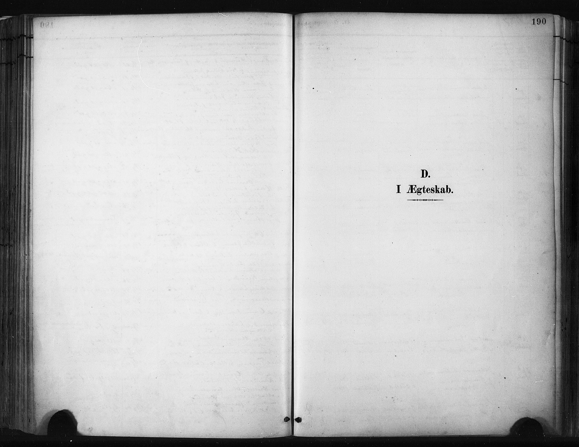 SAST, Haugesund sokneprestkontor, H/Ha/Haa/L0004: Ministerialbok nr. A 4, 1886-1908, s. 190