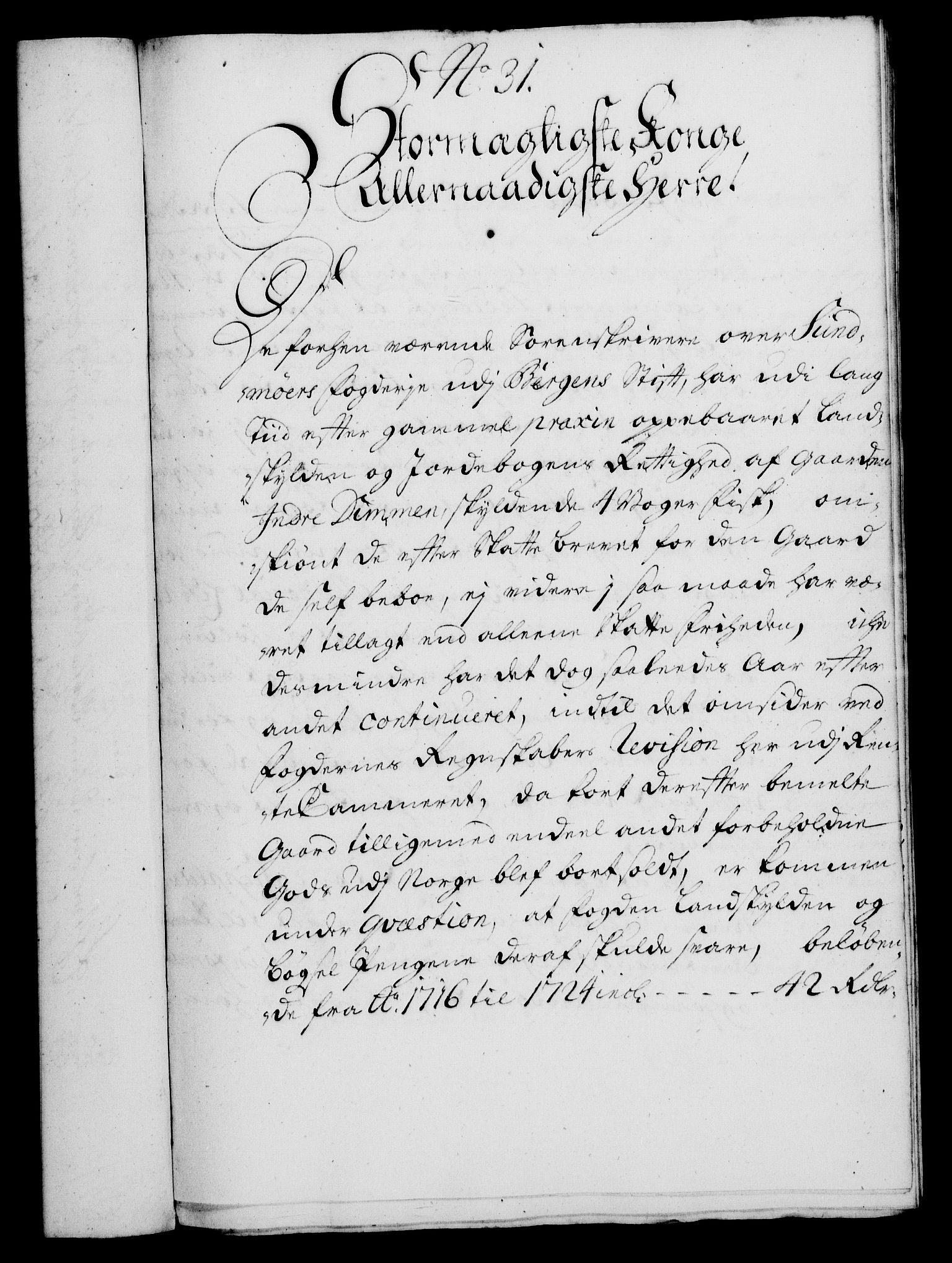 RA, Rentekammeret, Kammerkanselliet, G/Gf/Gfa/L0015: Norsk relasjons- og resolusjonsprotokoll (merket RK 52.15), 1732, s. 187
