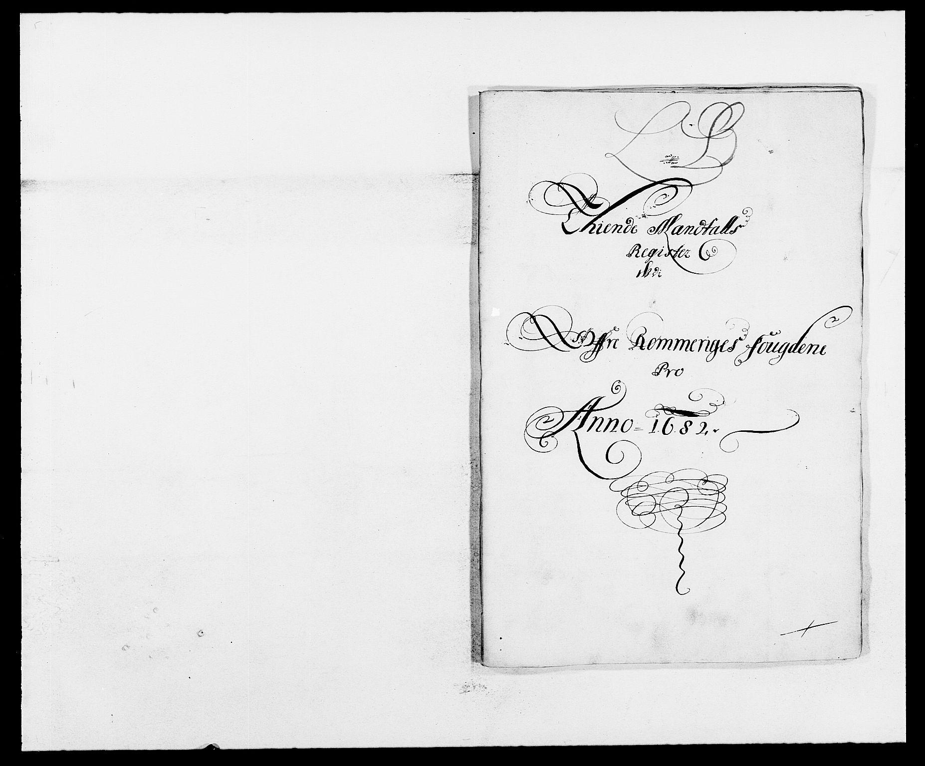 RA, Rentekammeret inntil 1814, Reviderte regnskaper, Fogderegnskap, R12/L0697: Fogderegnskap Øvre Romerike, 1682-1683, s. 68