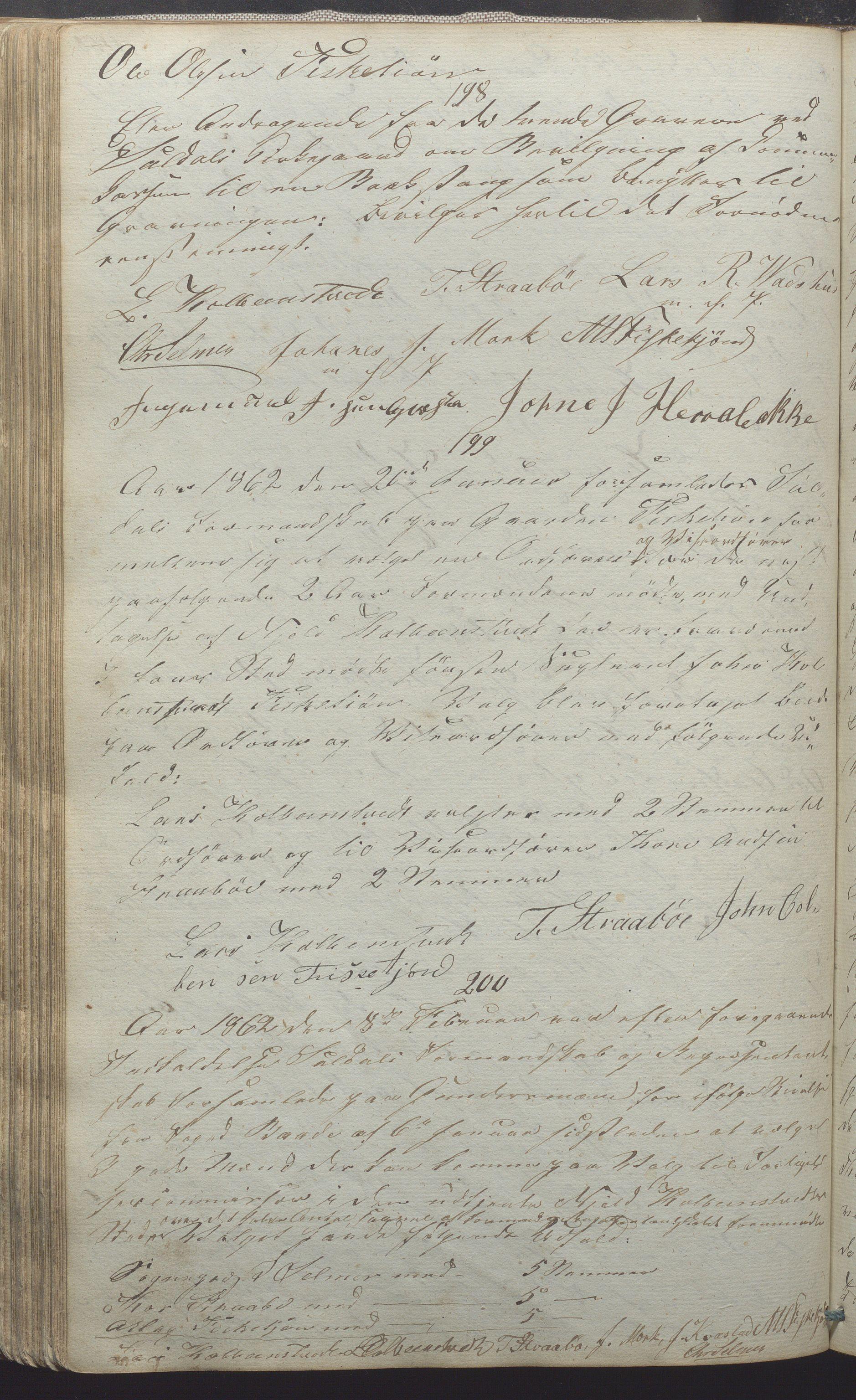 IKAR, Suldal kommune - Formannskapet/Rådmannen, A/Aa/L0001: Møtebok, 1837-1876, s. 143b