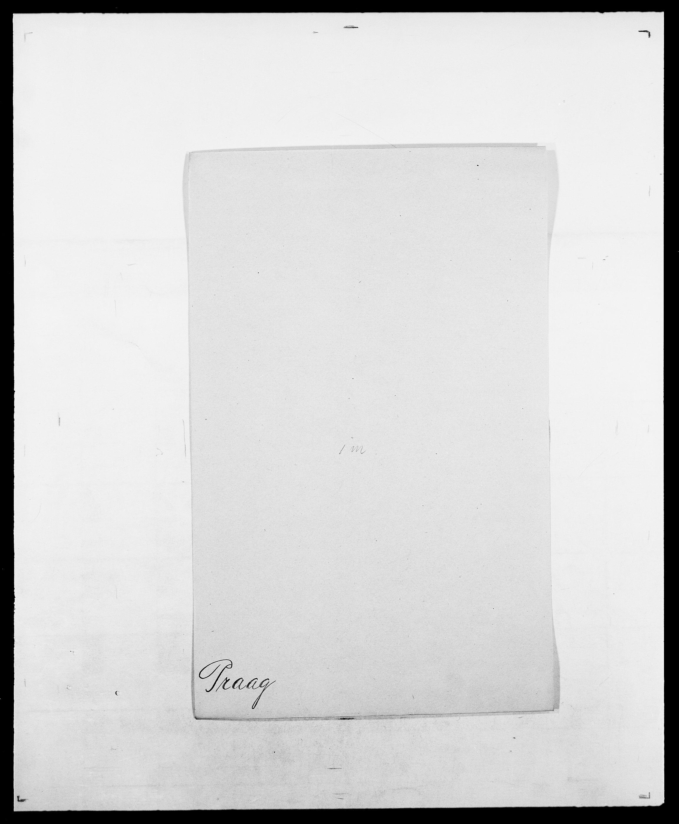 SAO, Delgobe, Charles Antoine - samling, D/Da/L0031: de Place - Raaum, s. 274