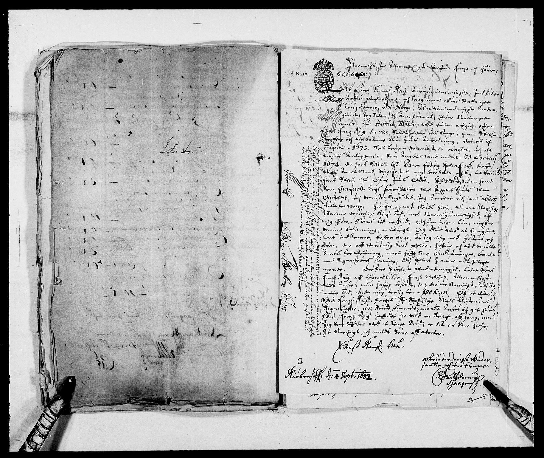 RA, Rentekammeret inntil 1814, Reviderte regnskaper, Fogderegnskap, R47/L2853: Fogderegnskap Ryfylke, 1682-1683, s. 479